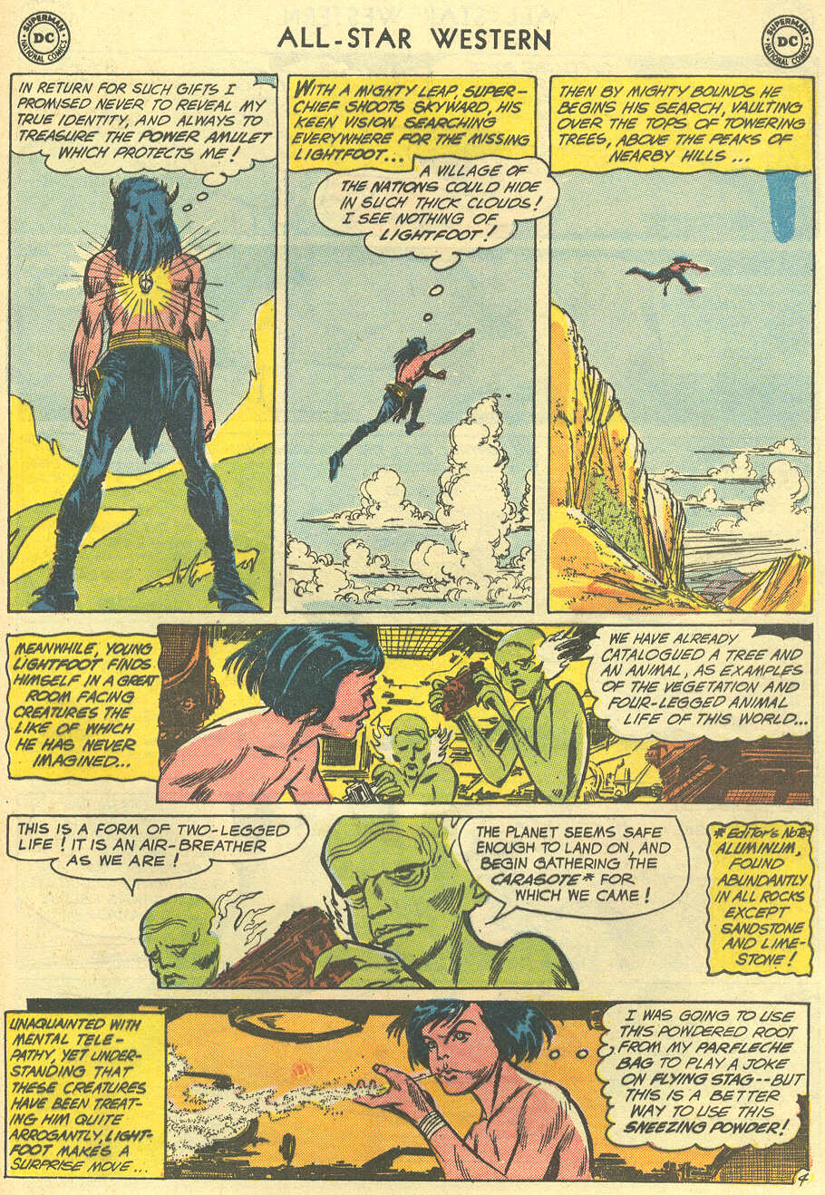 Read online All-Star Western (1951) comic -  Issue #119 - 25