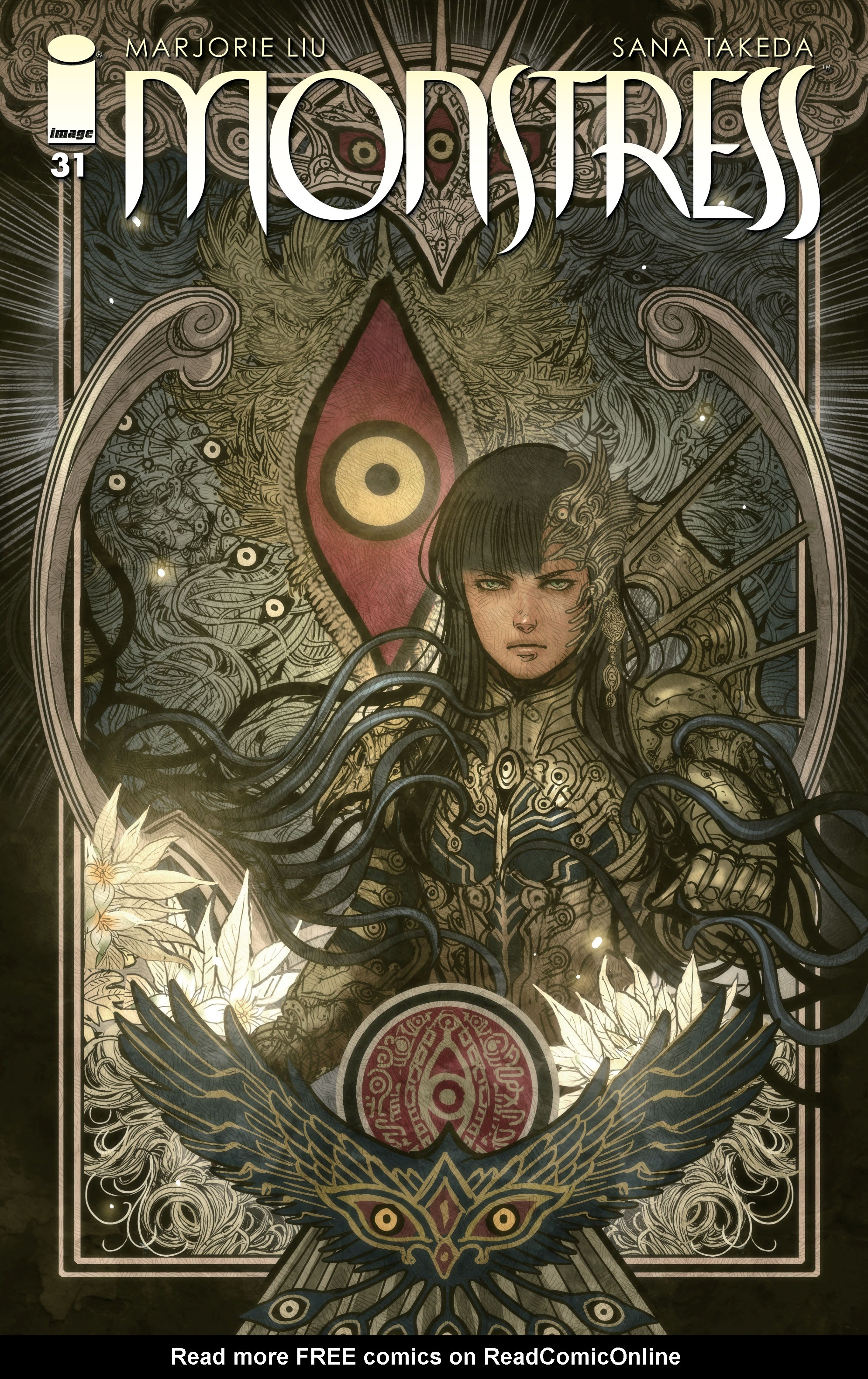 Monstress issue 31 - Page 1