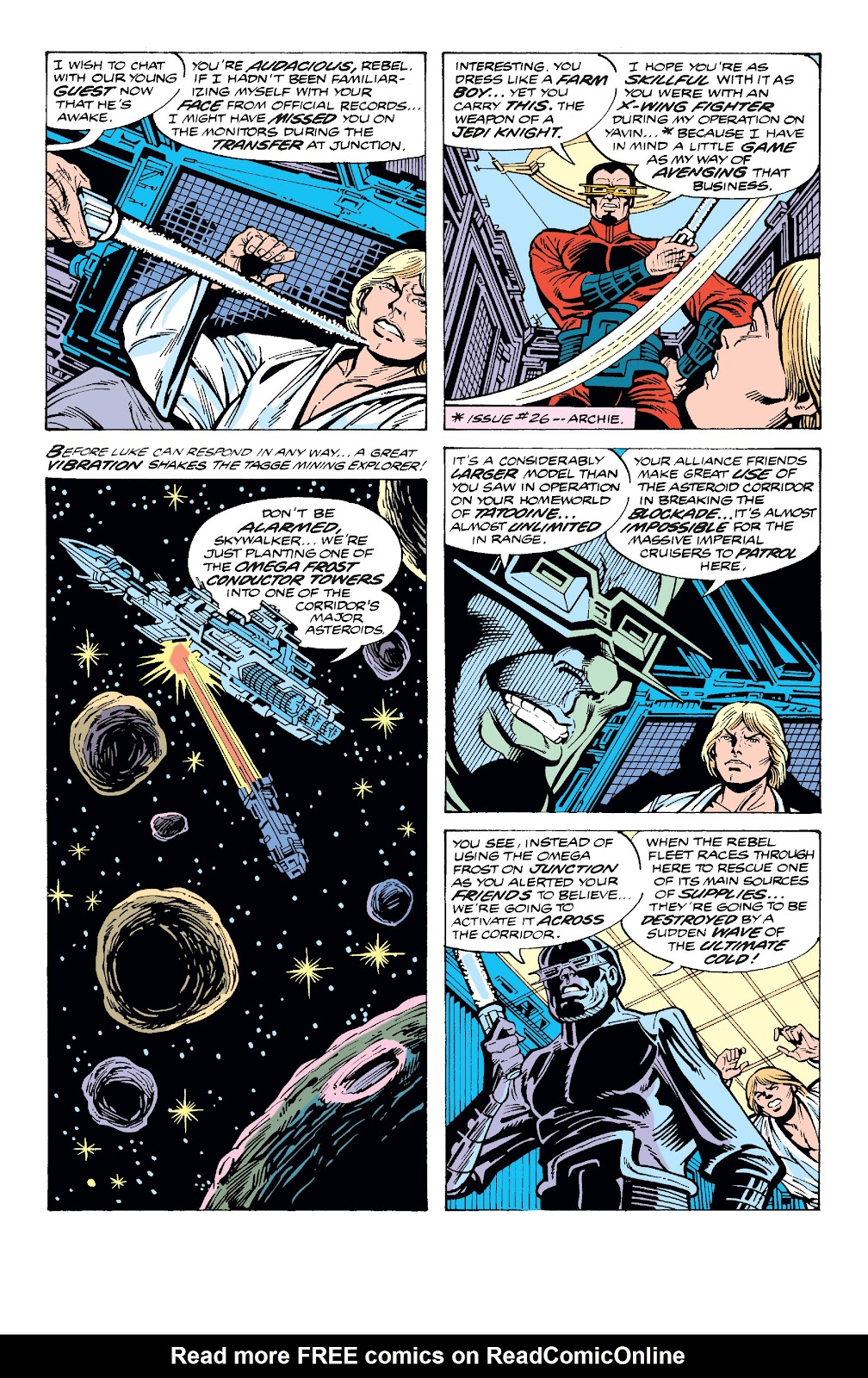 Read online Star Wars Legends: The Original Marvel Years - Epic Collection comic -  Issue # TPB 2 (Part 2) - 78