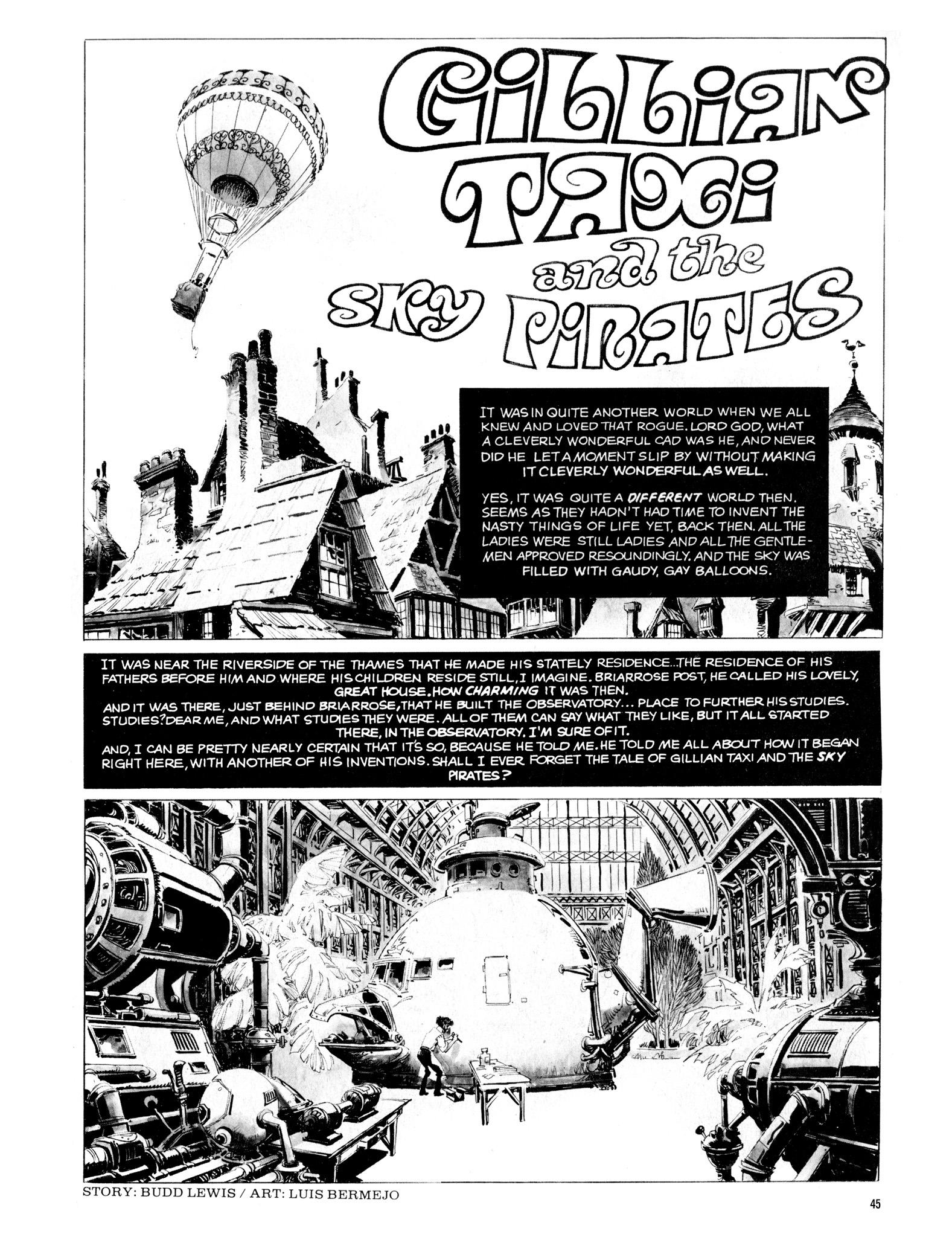 Read online Eerie Archives comic -  Issue # TPB 16 - 46