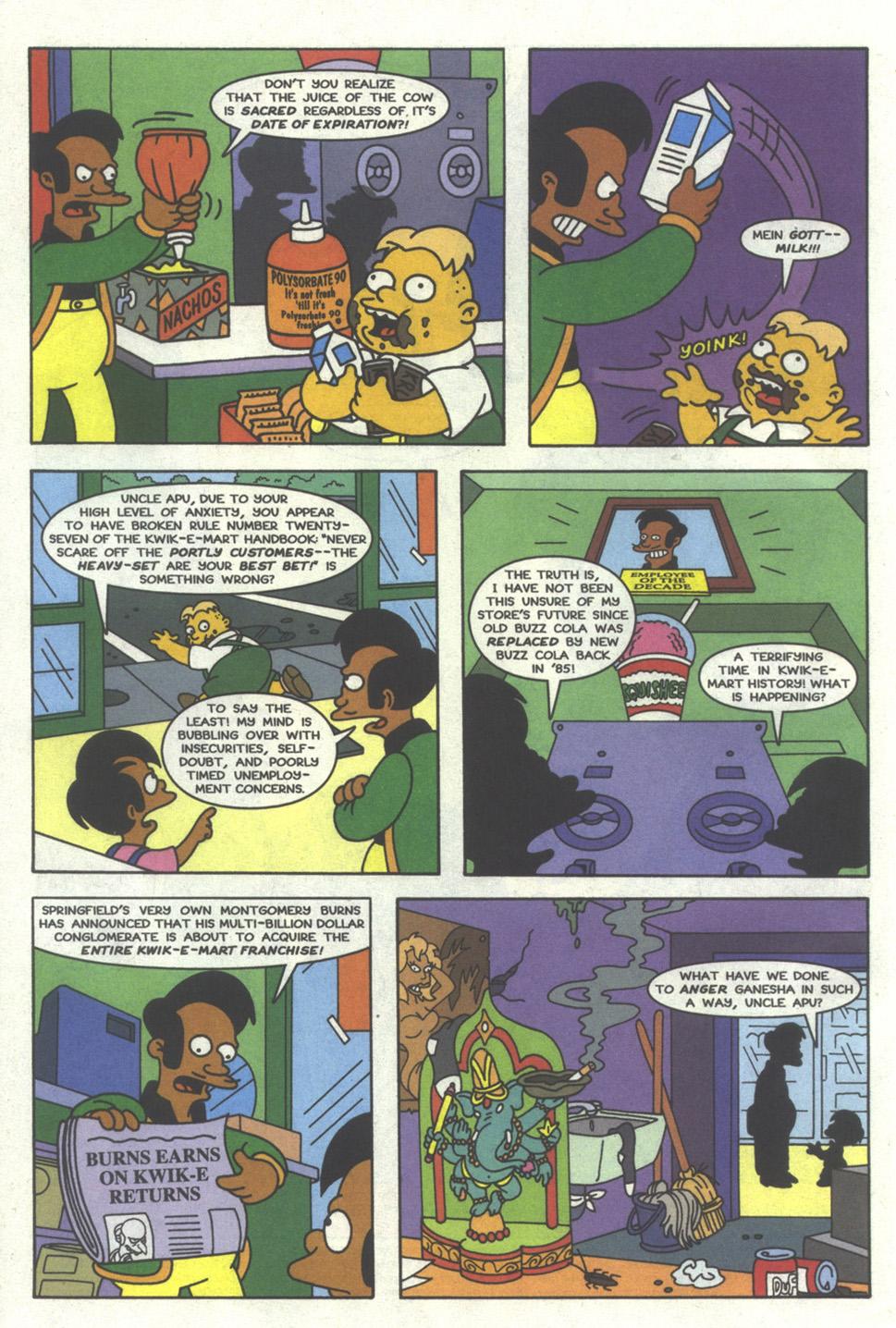 Read online Simpsons Comics comic -  Issue #22 - 3