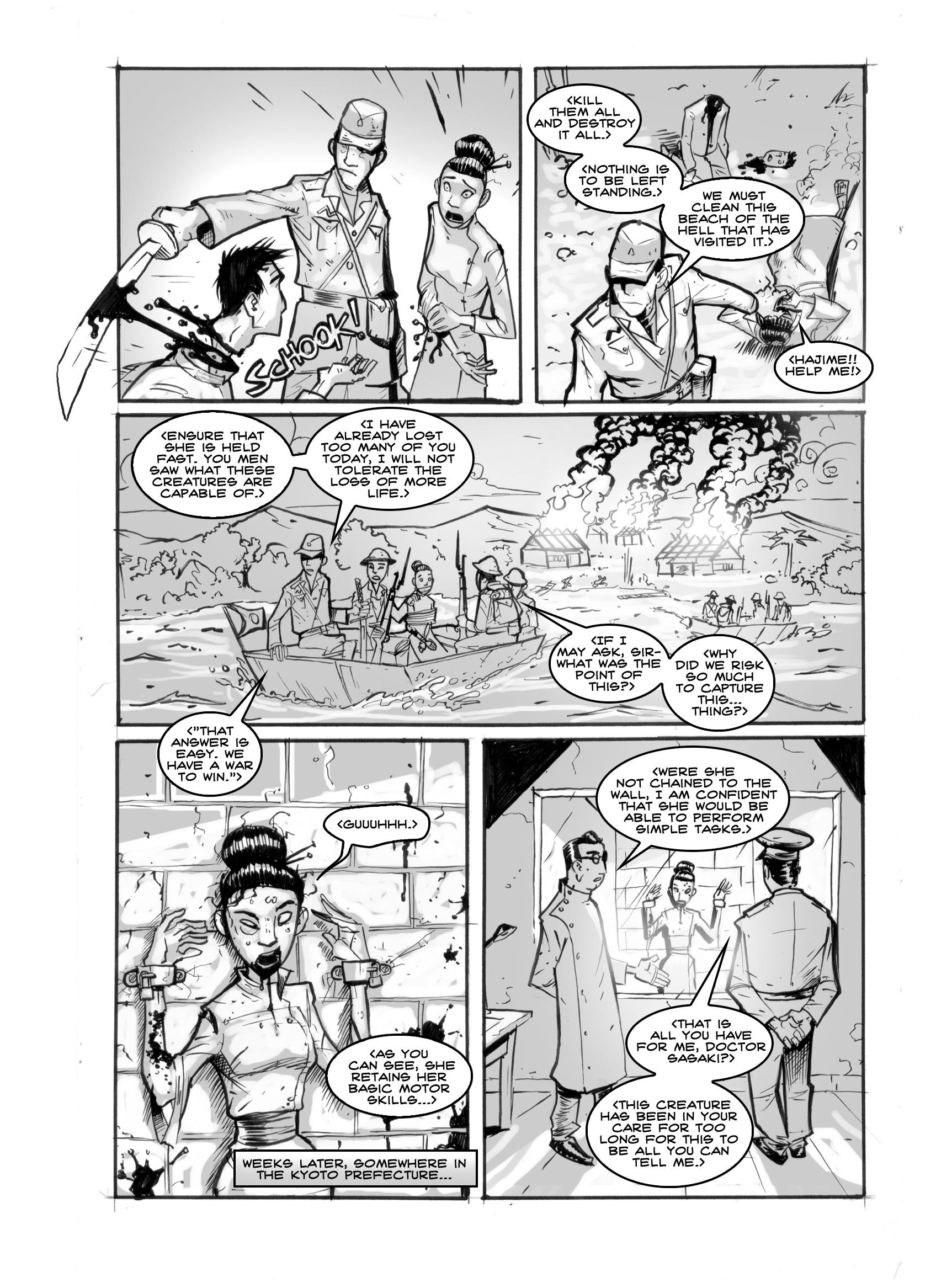 Read online FUBAR comic -  Issue #2 - 235