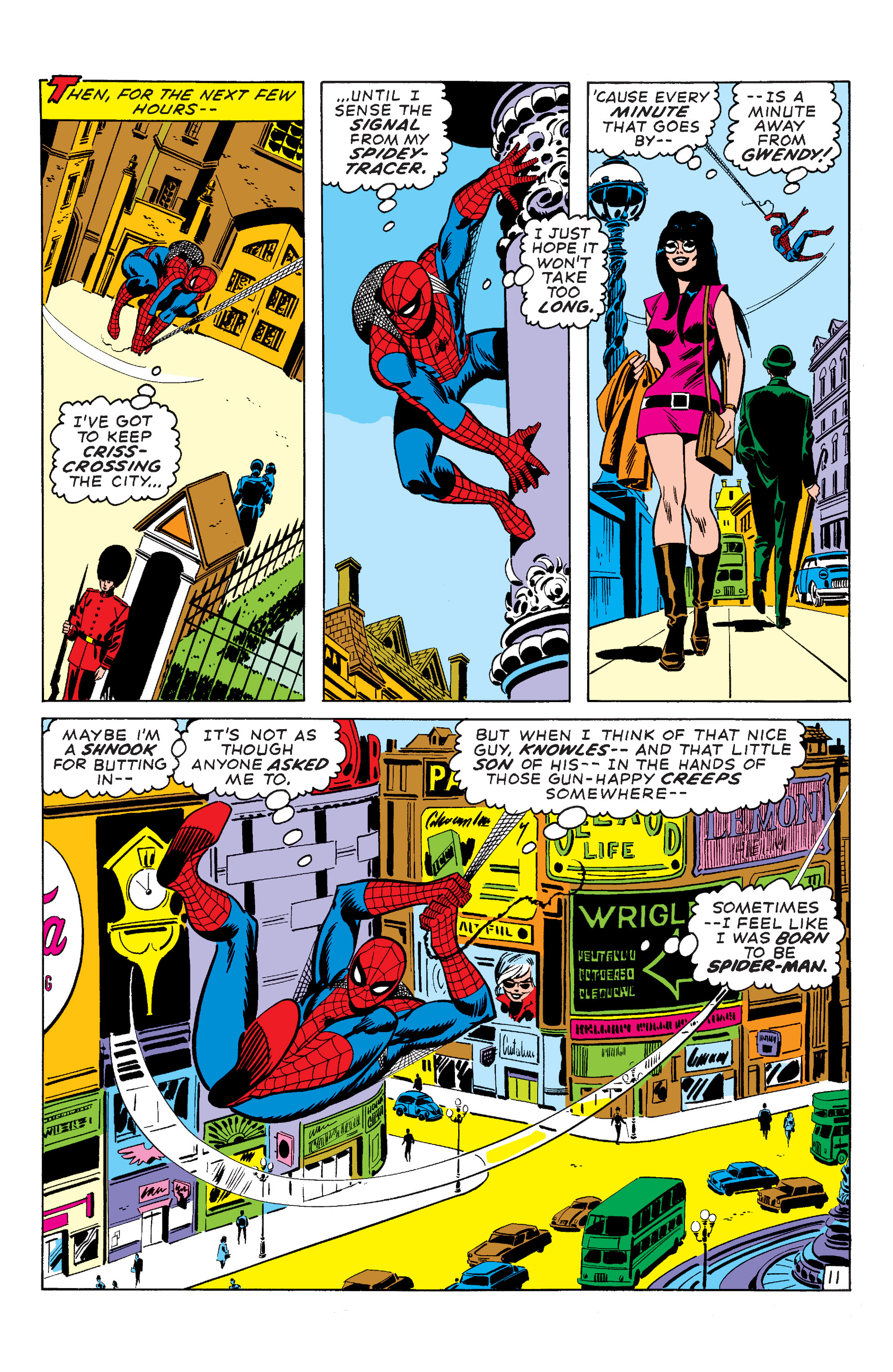 The Amazing Spider-Man (1963) 95 Page 11