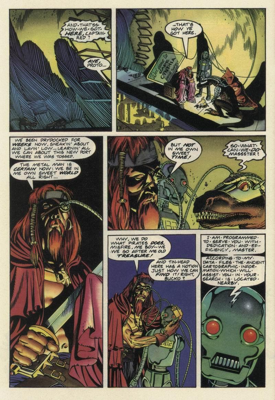 Read online Turok, Dinosaur Hunter (1993) comic -  Issue #13 - 19