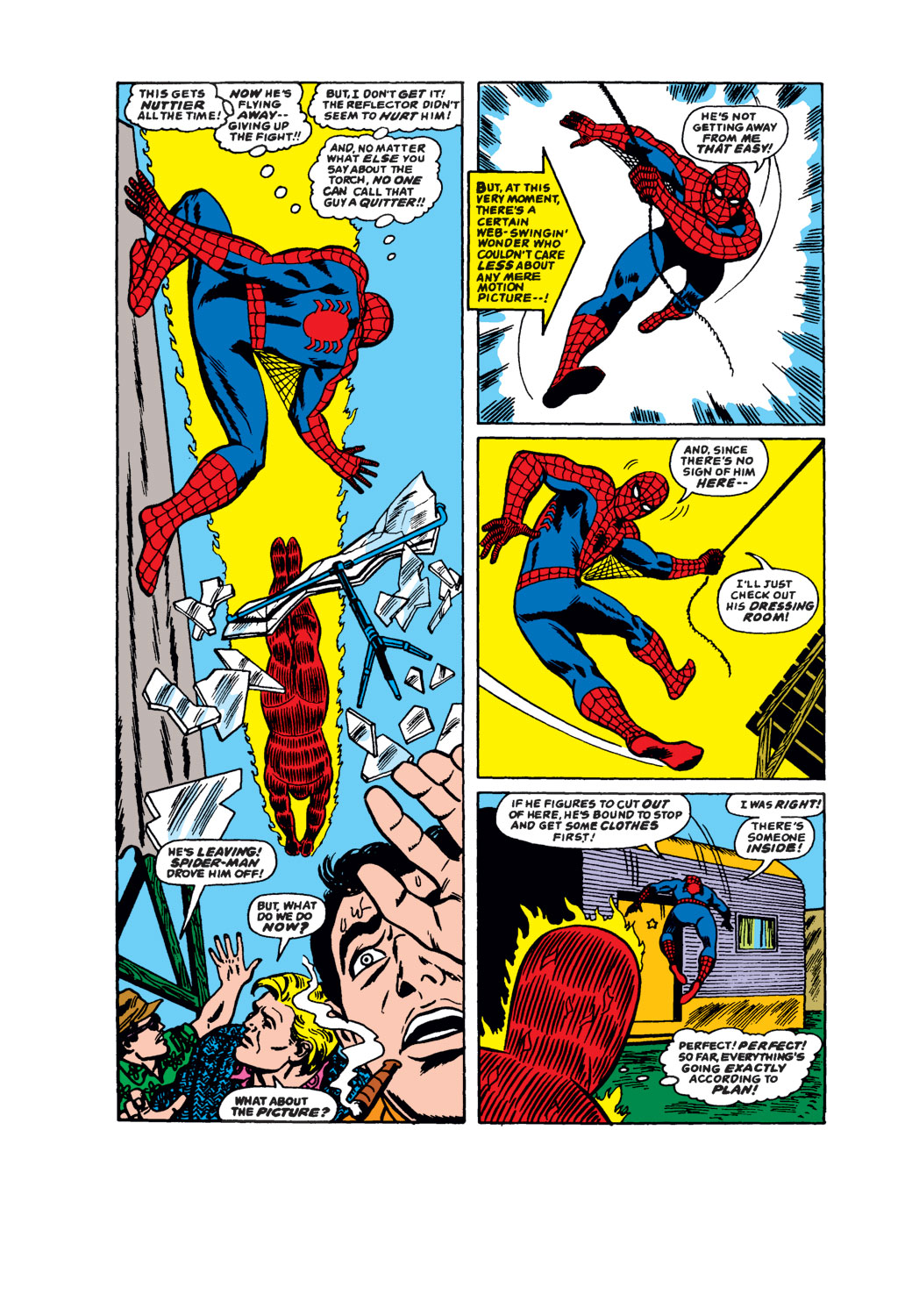 The Amazing Spider-Man (1963) _Annual_4 Page 17