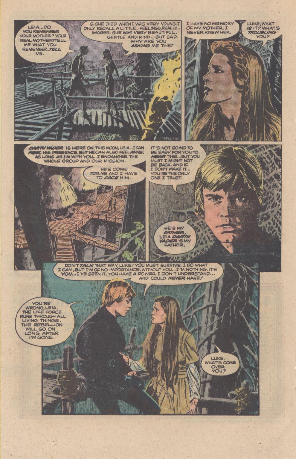 Read online Star Wars: Return of the Jedi comic -  Issue #3 - 18