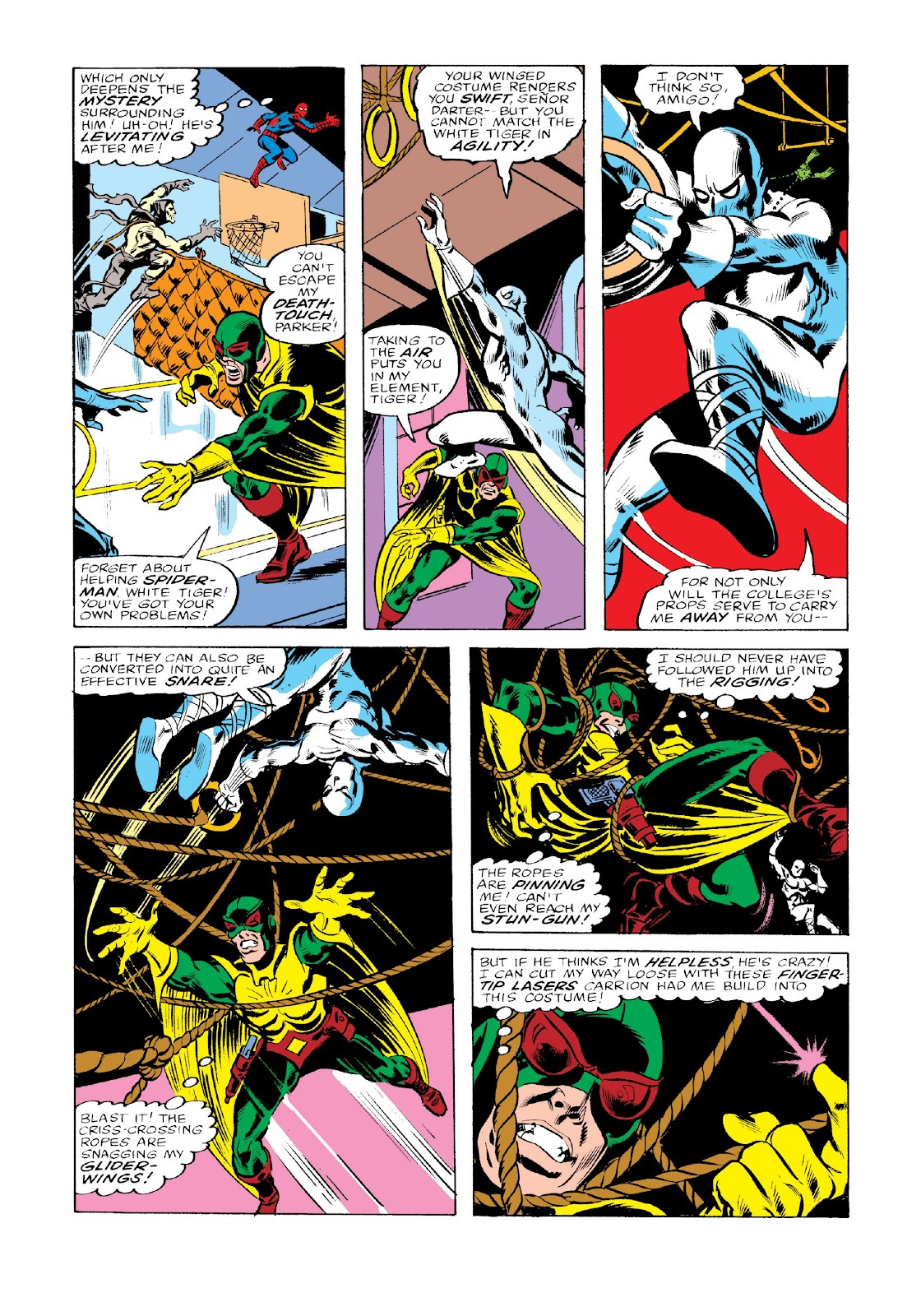 Read online Marvel Masterworks: The Spectacular Spider-Man comic -  Issue # TPB 2 (Part 3) - 65