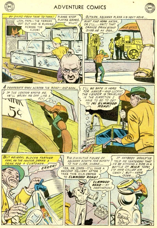 Read online Adventure Comics (1938) comic -  Issue #230 - 19