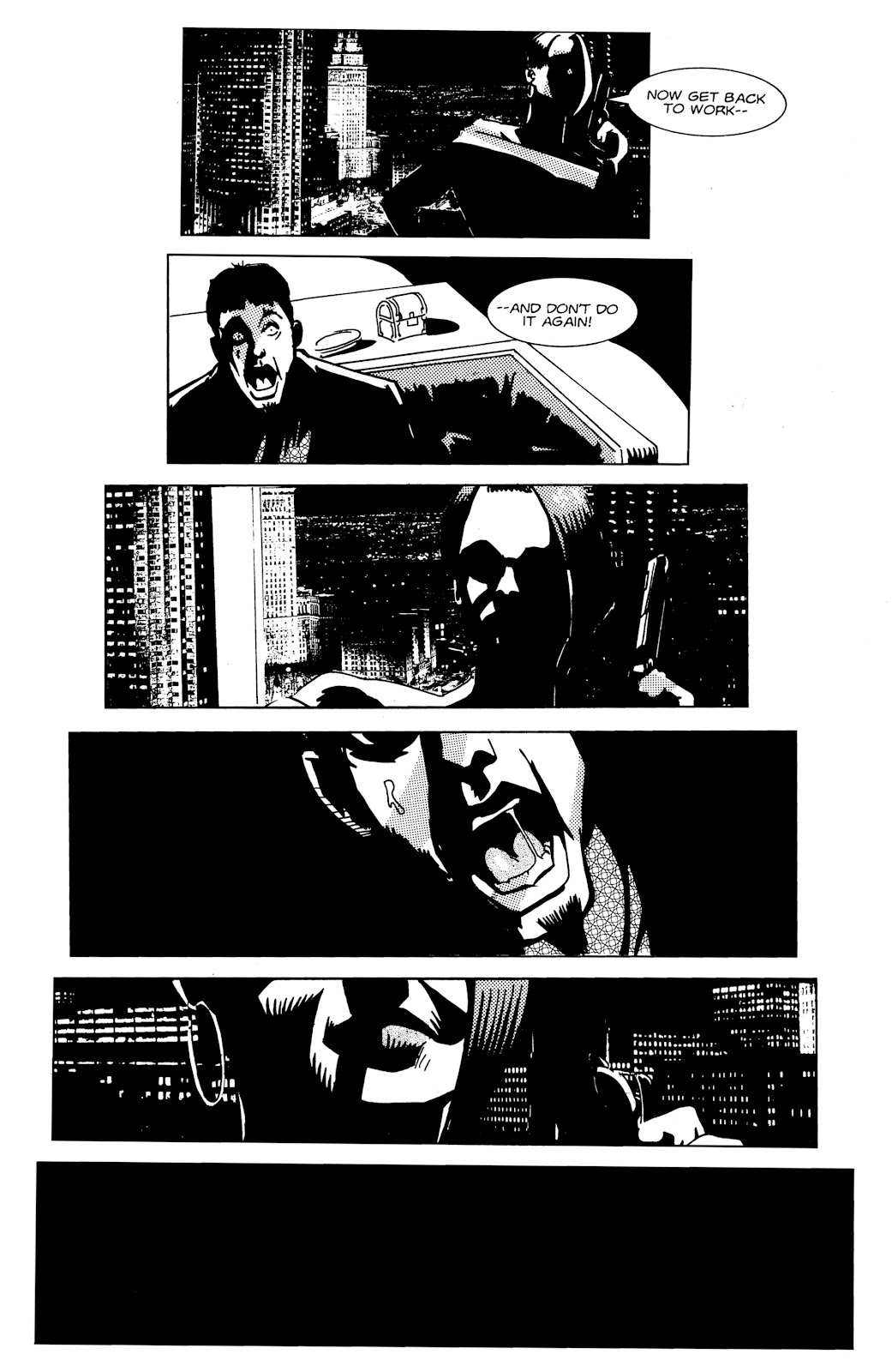 Read online Goldfish comic -  Issue # TPB (Part 1) - 12