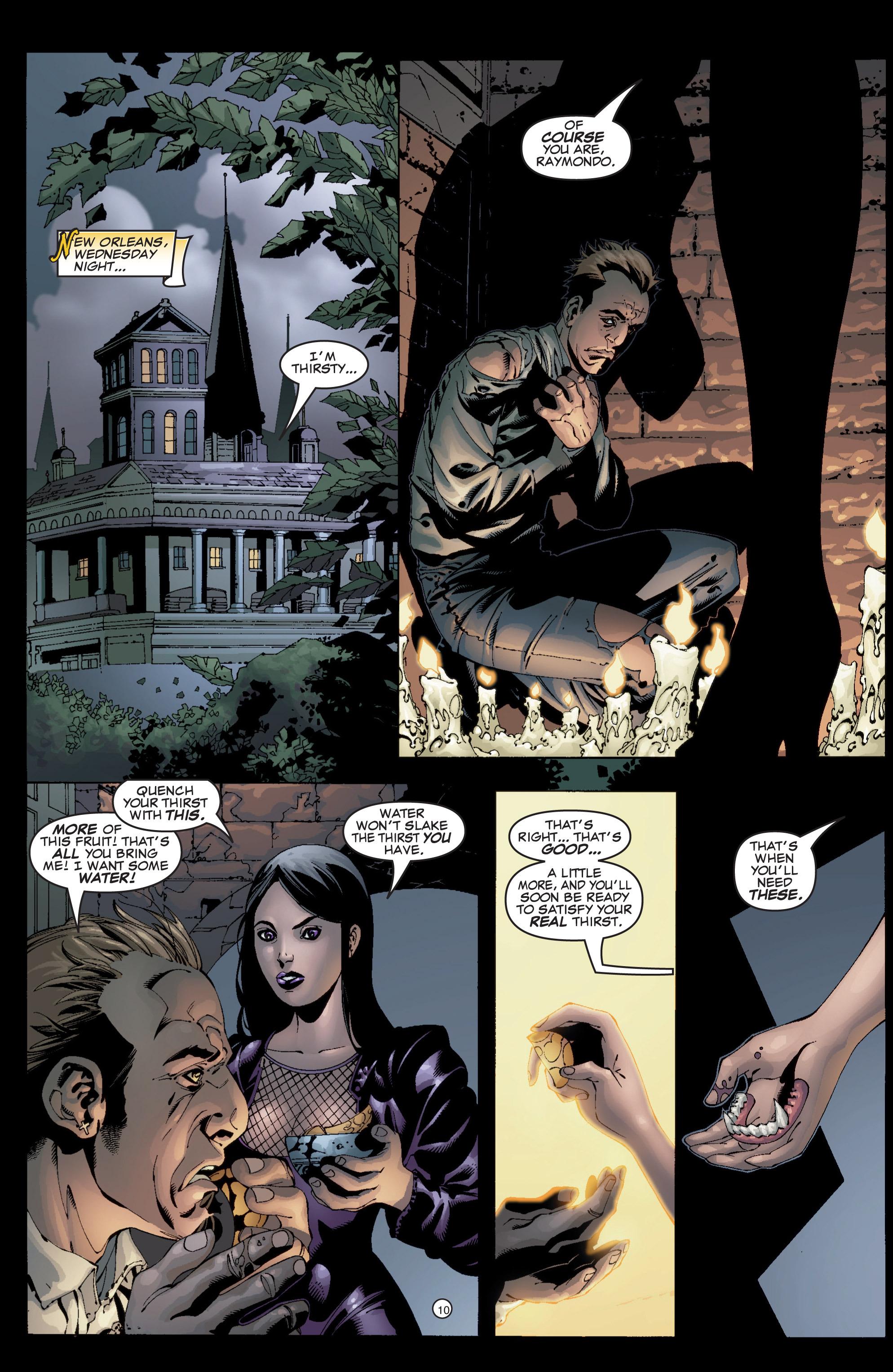 Read online Shadowman (1999) comic -  Issue #5 - 12