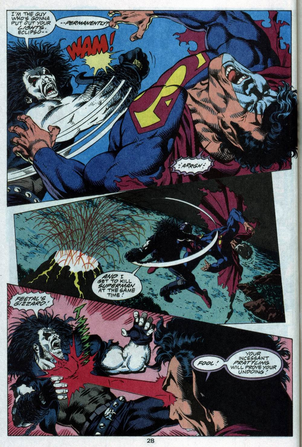 Read online Adventures of Superman (1987) comic -  Issue #Adventures of Superman (1987) _Annual 4 - 29