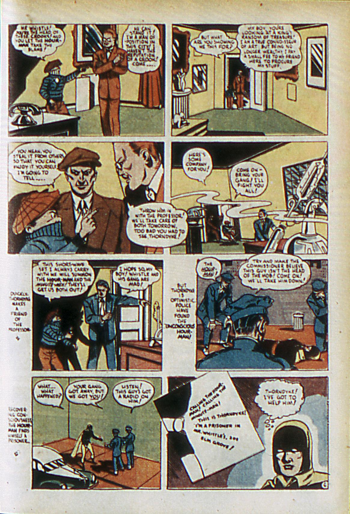 Read online Adventure Comics (1938) comic -  Issue #61 - 38