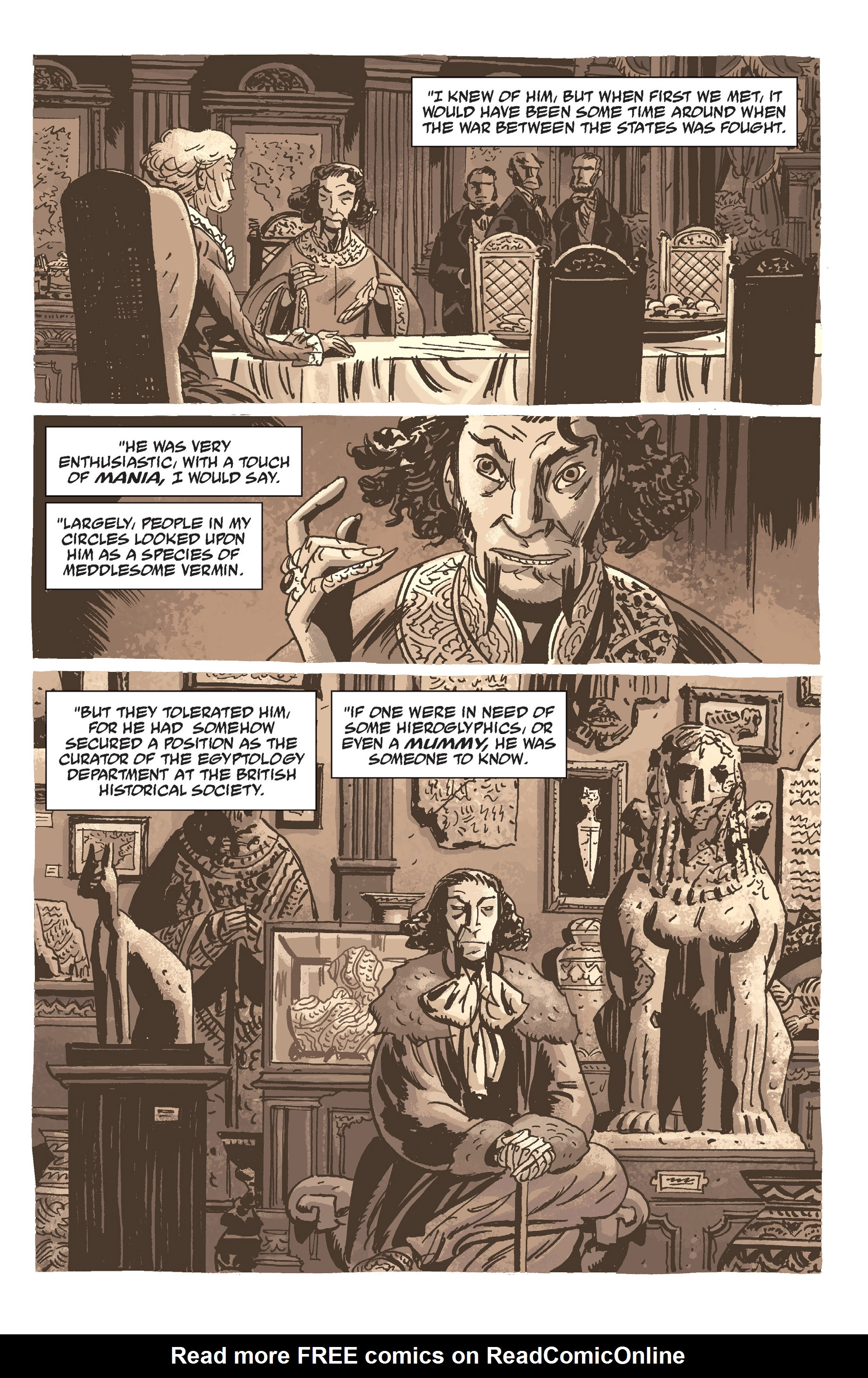 Read online B.P.R.D. (2003) comic -  Issue # TPB 10 - 33