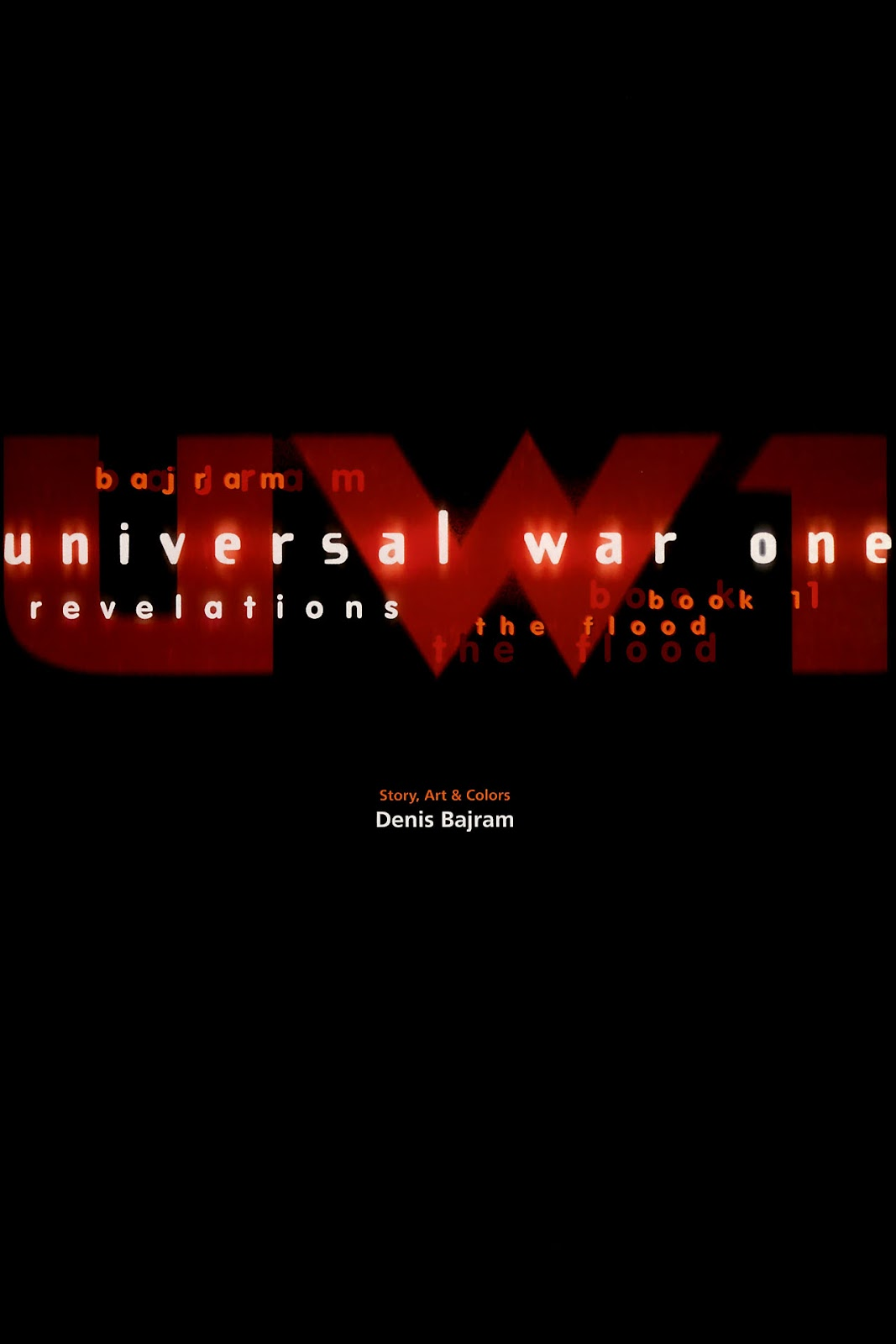 Read online Universal War One: Revelations comic -  Issue #1 - 4