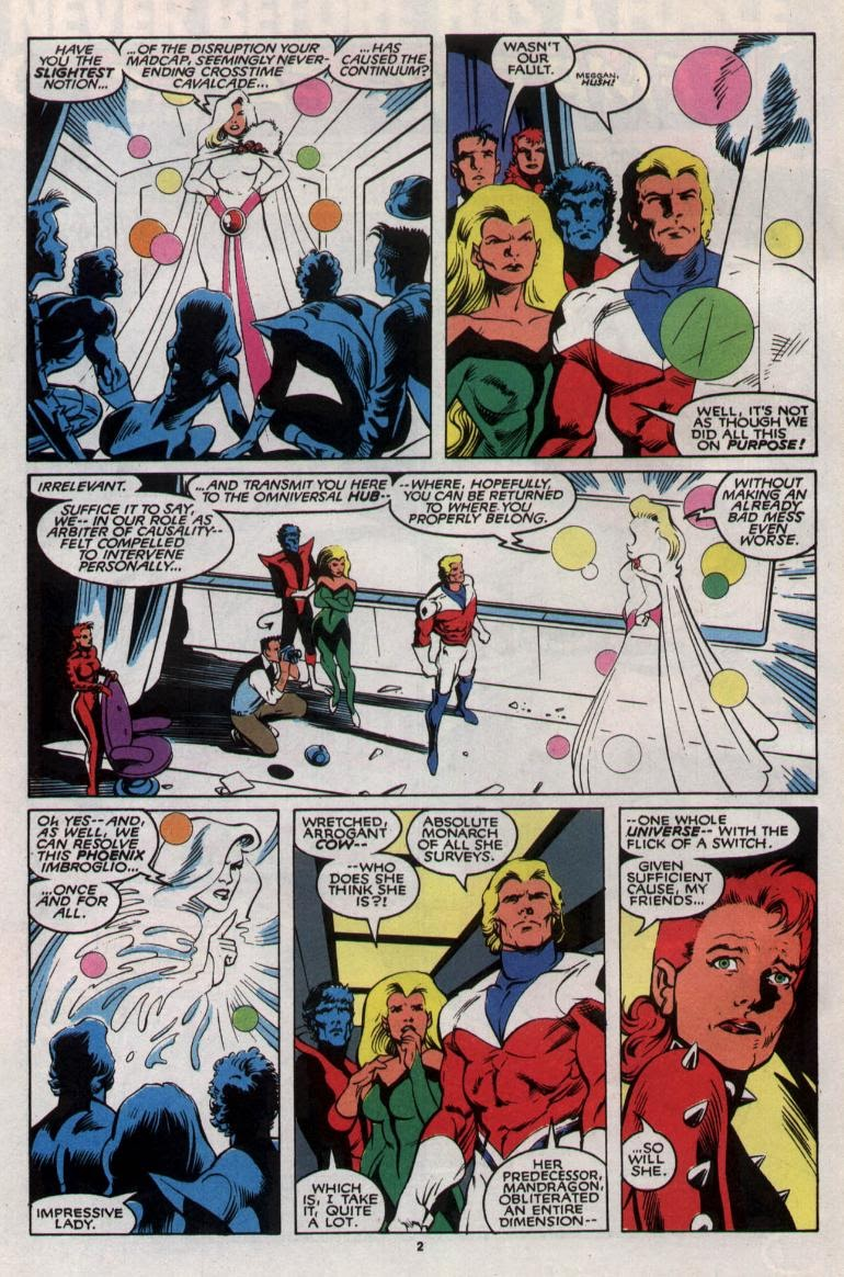 Excalibur (1988) issue 24 - Page 3