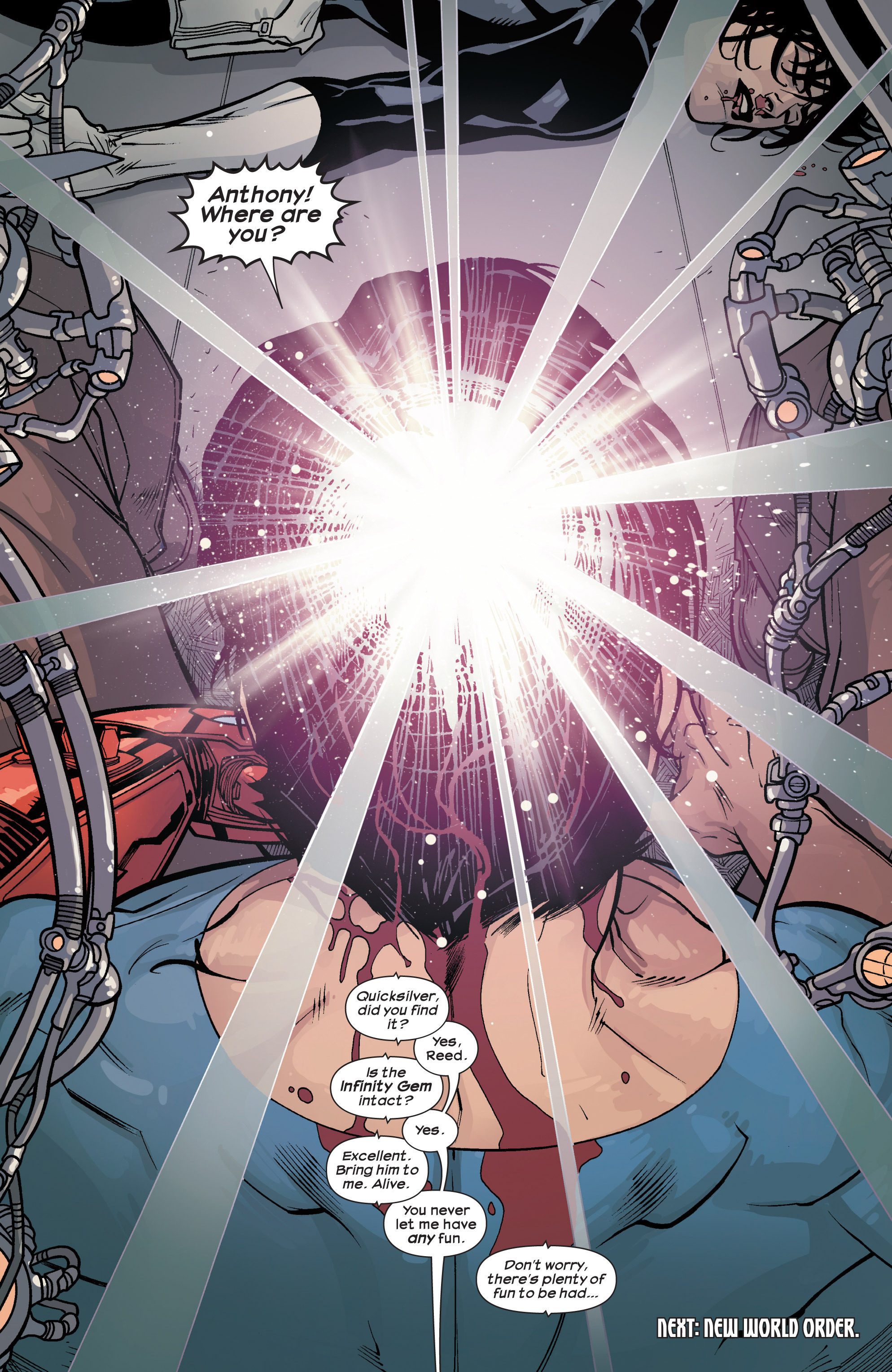 Read online Ultimate Comics Ultimates comic -  Issue #26 - 21