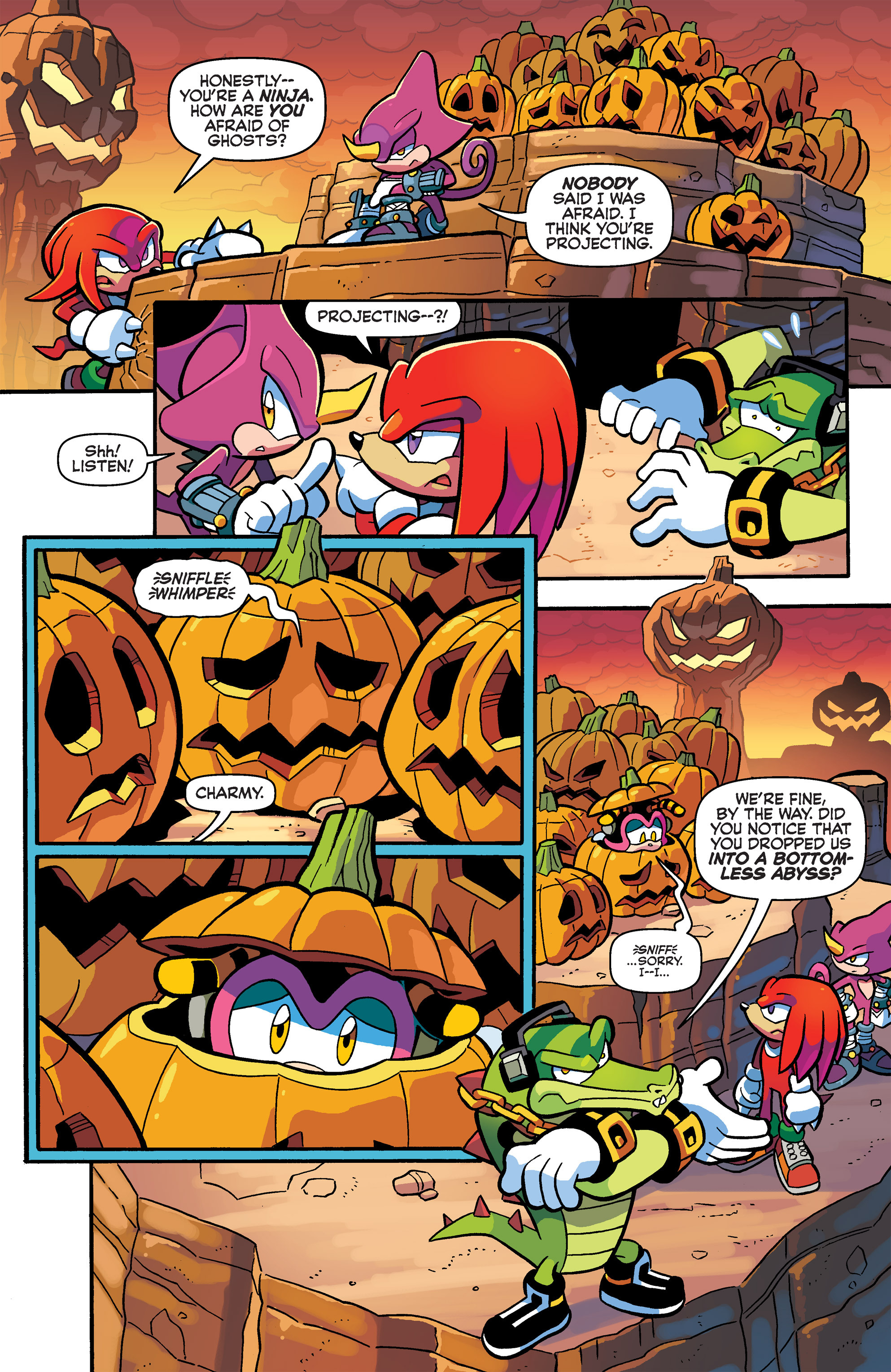 Read online Sonic Universe comic -  Issue #63 - 18