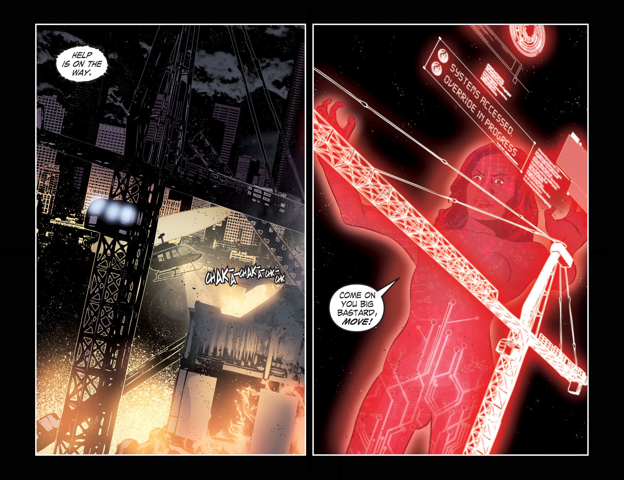 Read online Smallville: Season 11 comic -  Issue #55 - 18