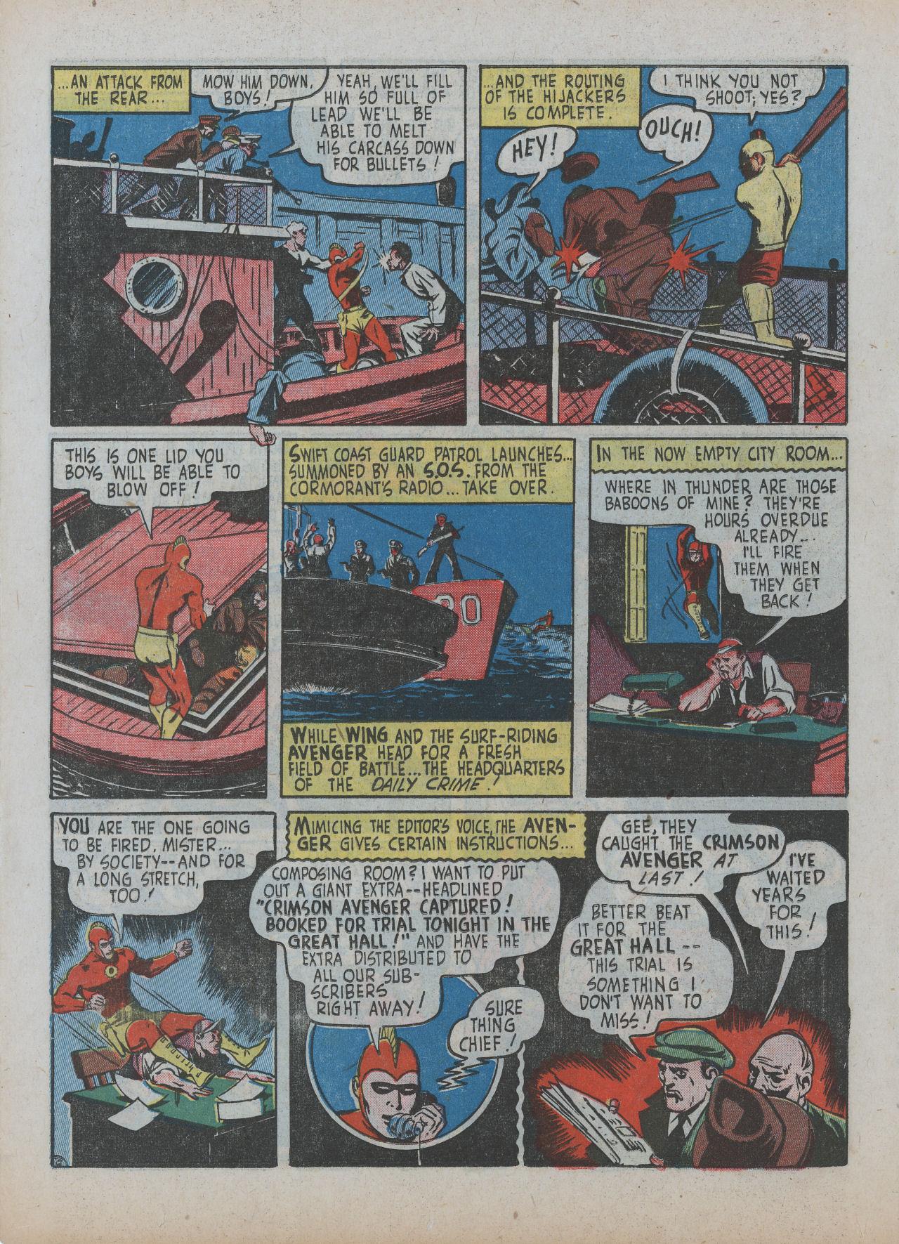 Read online Detective Comics (1937) comic -  Issue #63 - 40