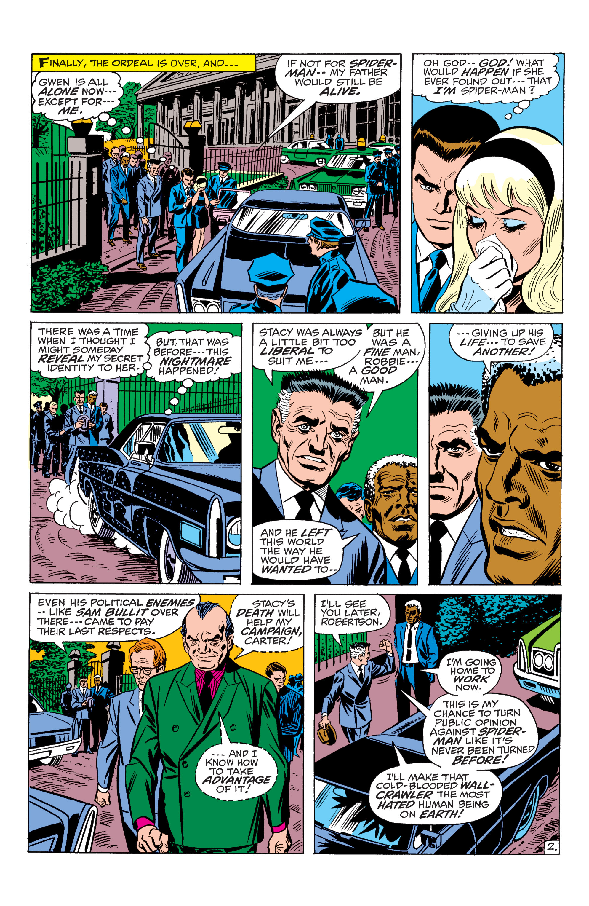 The Amazing Spider-Man (1963) 91 Page 2