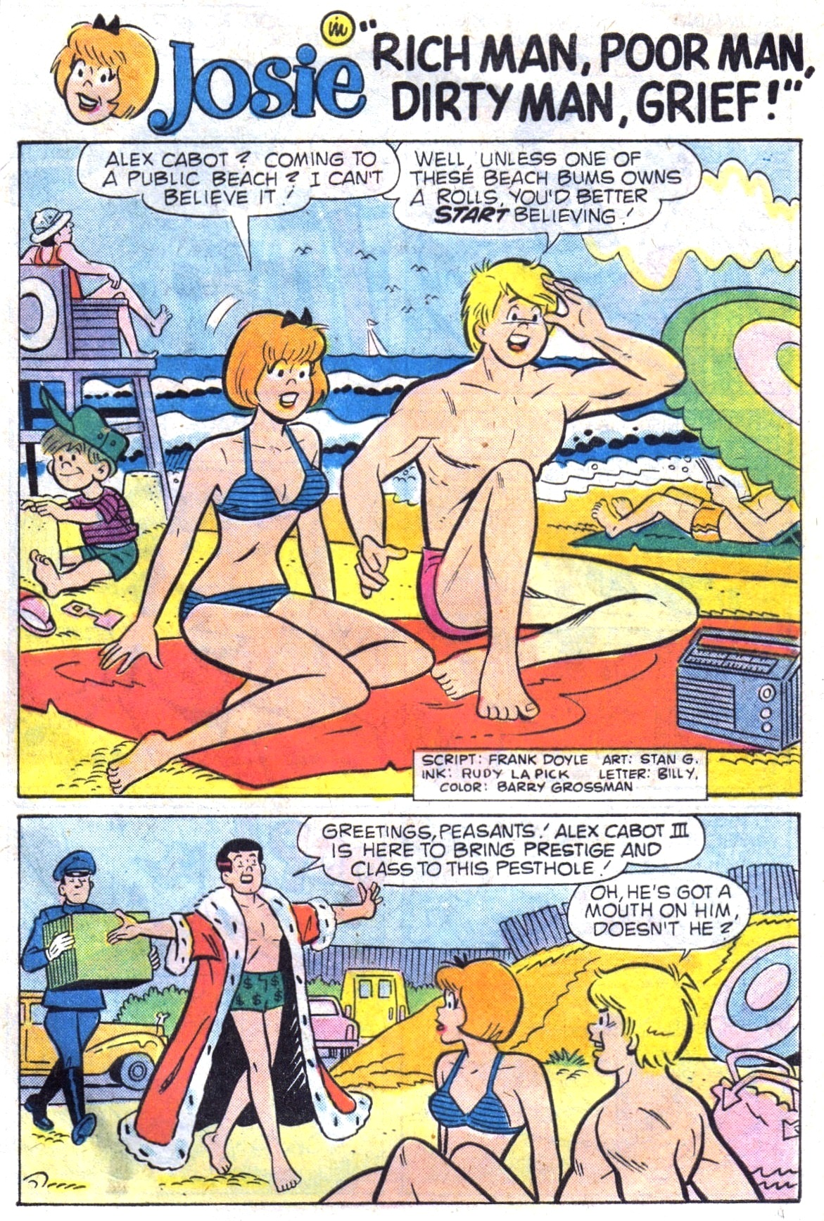 Read online She's Josie comic -  Issue #104 - 29