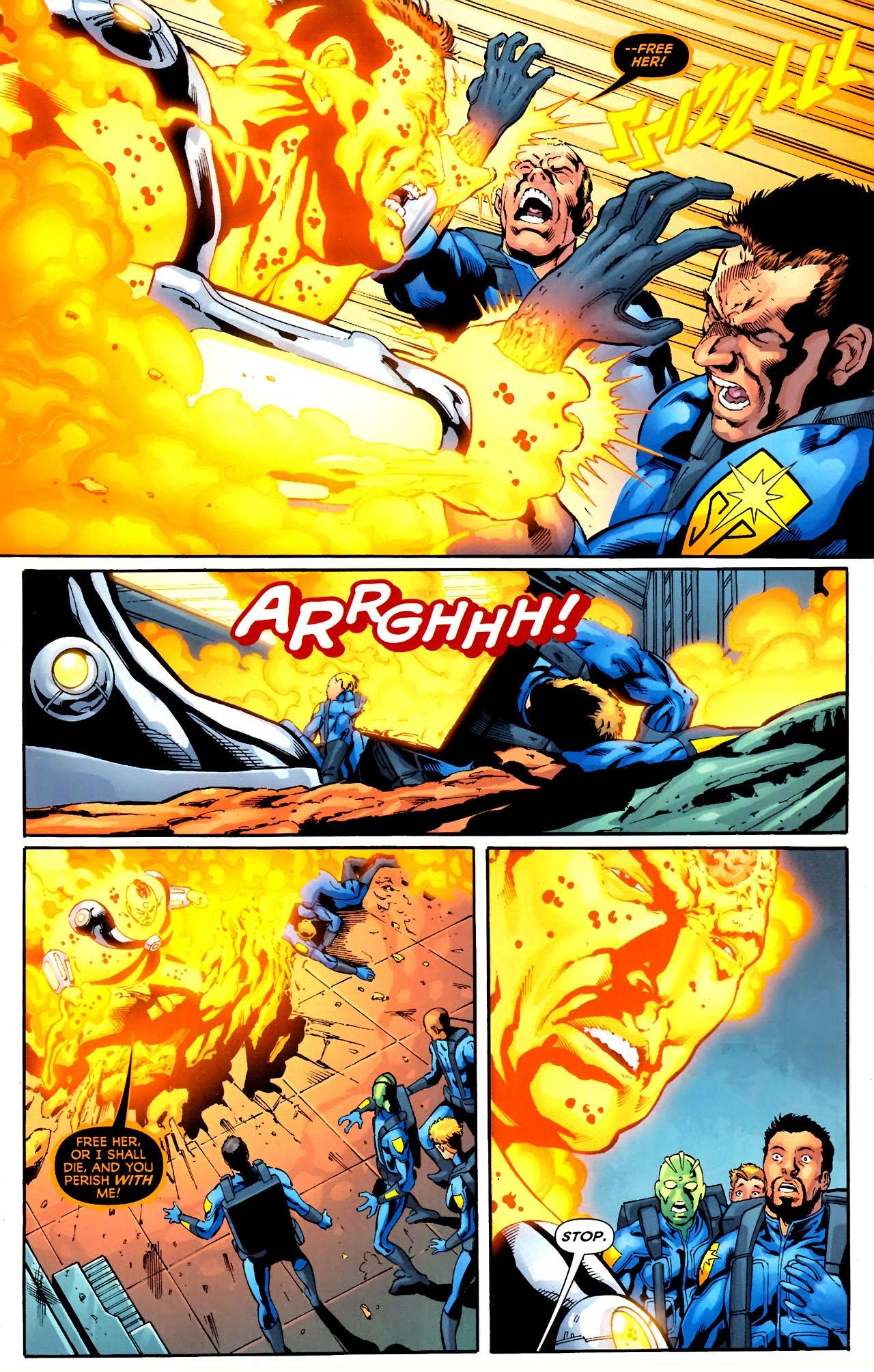 Read online Adventure Comics (1938) comic -  Issue #522 - 9