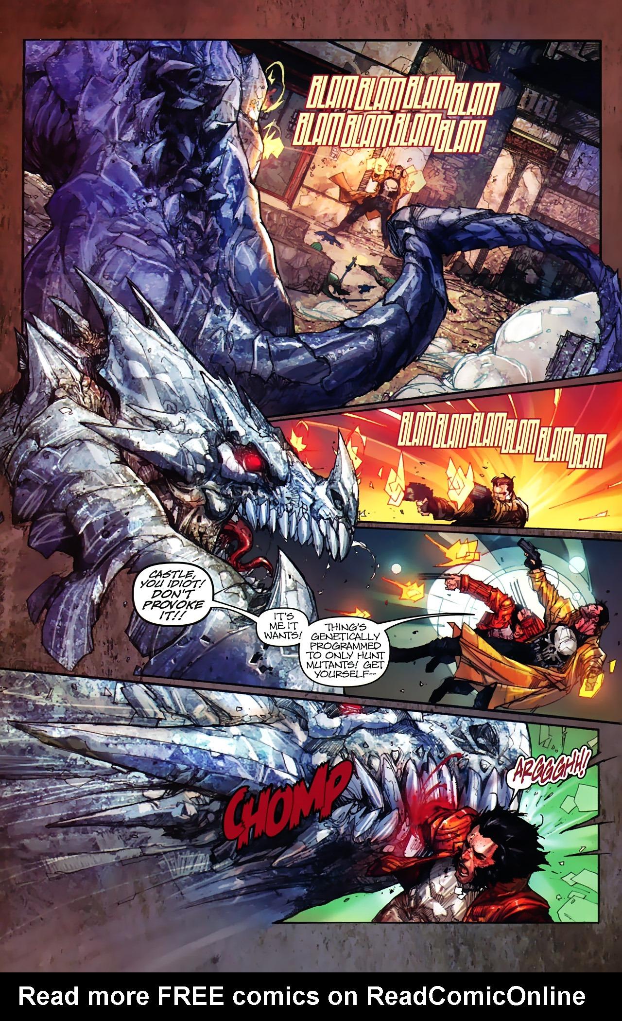 Read online Astonishing Tales (2009) comic -  Issue #2 - 5