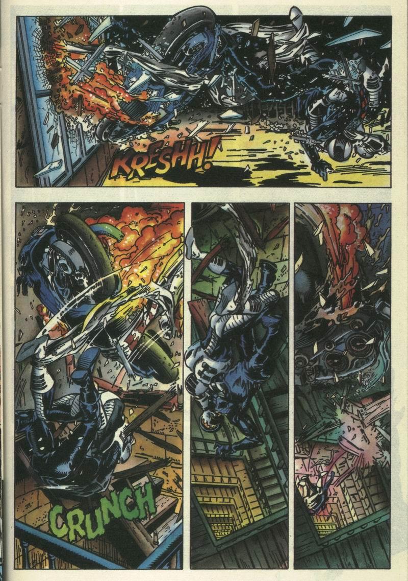 Read online Secret Weapons comic -  Issue #15 - 16