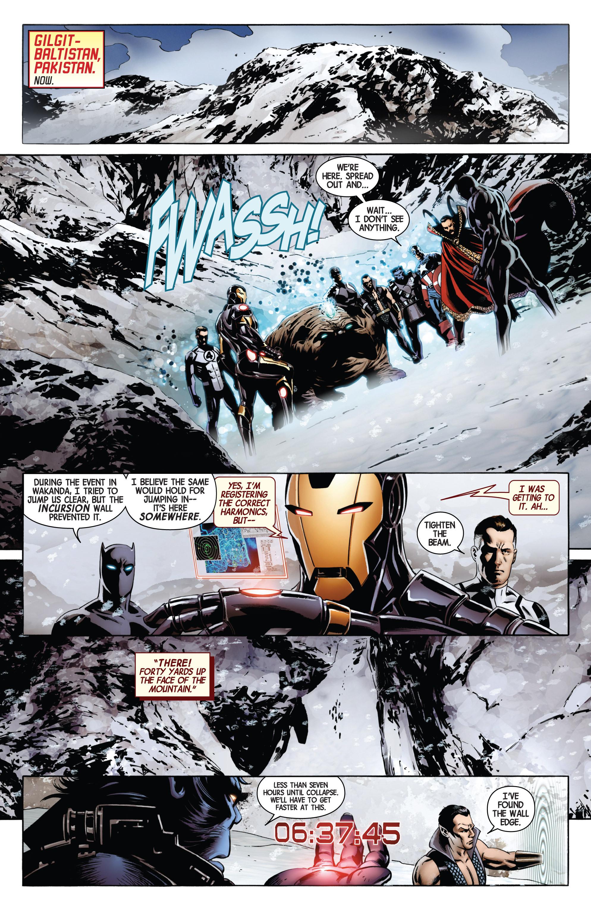 Read online Secret Wars Prelude comic -  Issue # Full - 235