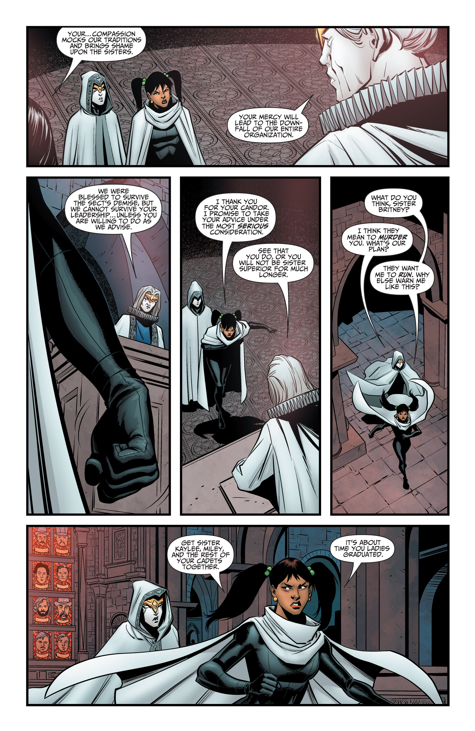 Read online A&A: The Adventures of Archer & Armstrong comic -  Issue #6 - 14