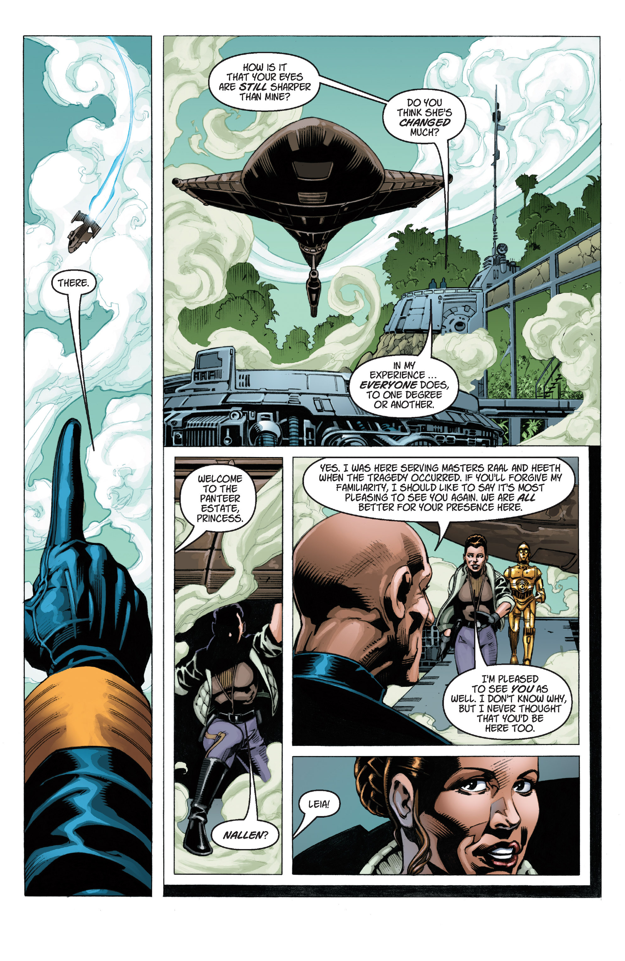 Read online Star Wars Omnibus comic -  Issue # Vol. 17 - 244