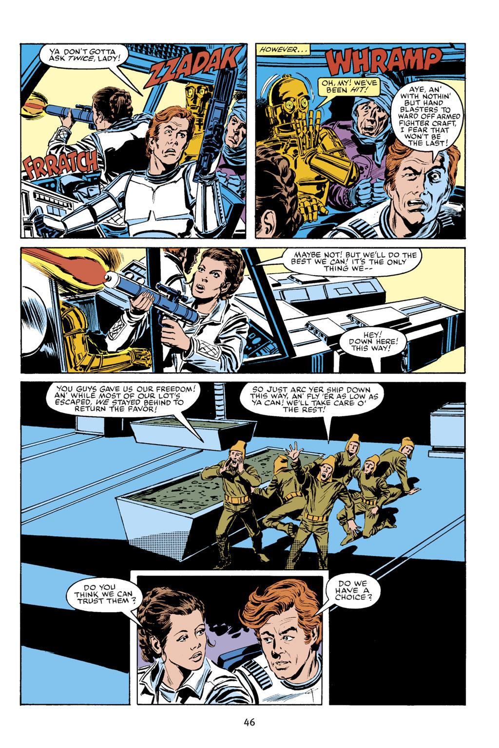 Read online Star Wars Omnibus comic -  Issue # Vol. 18 - 39