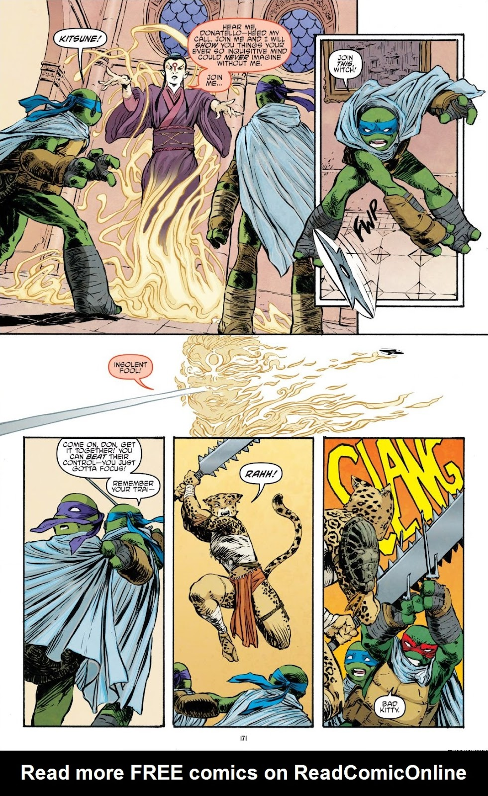 Read online Teenage Mutant Ninja Turtles: The IDW Collection comic -  Issue # TPB 9 (Part 2) - 70