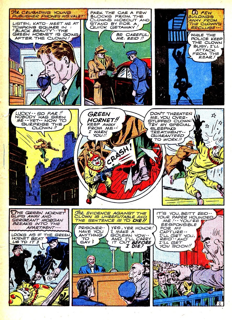Green Hornet Comics issue 7 - Page 5
