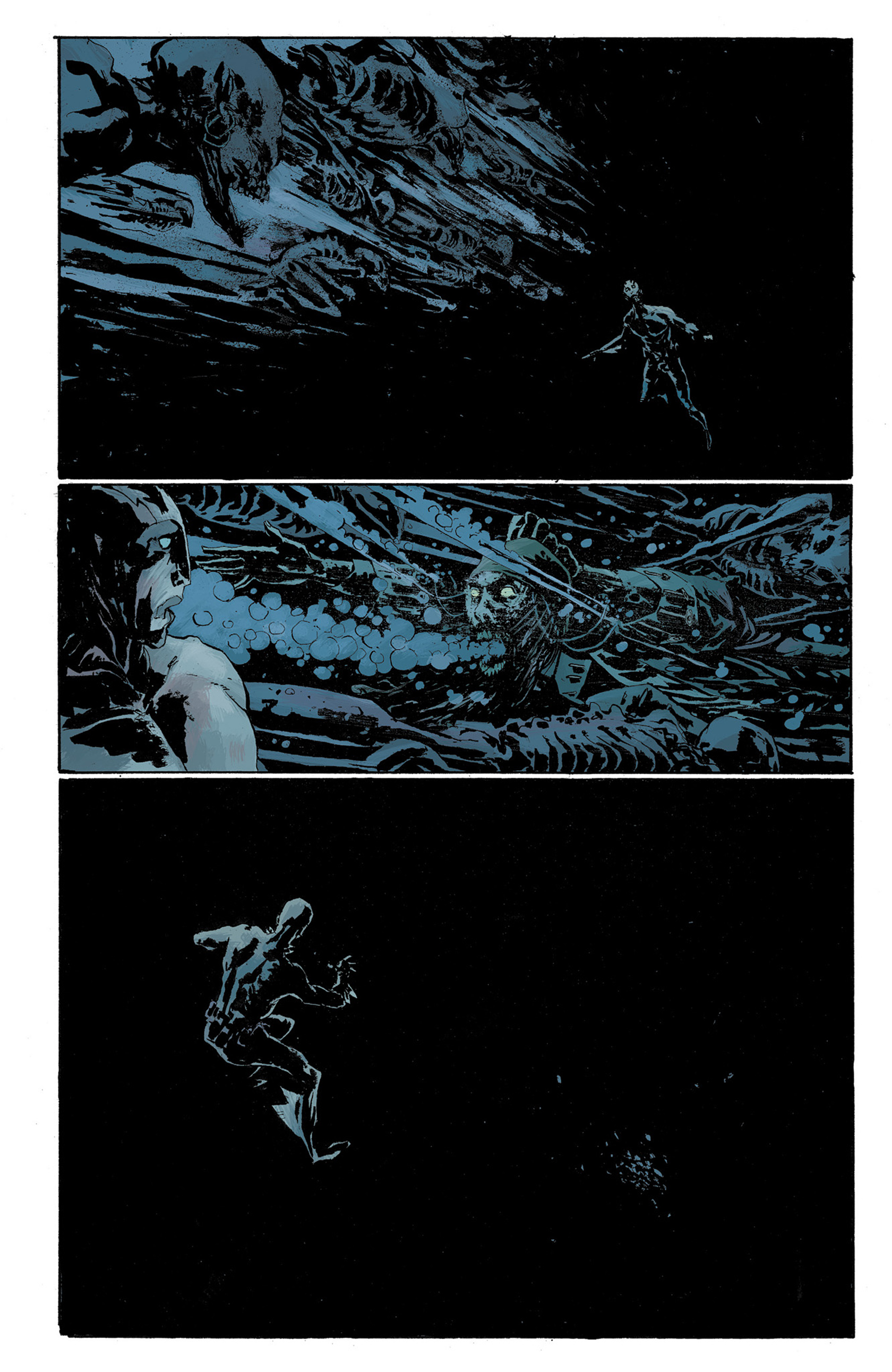 Read online Hellboy: The Crooked Man and Others comic -  Issue # TPB - 106