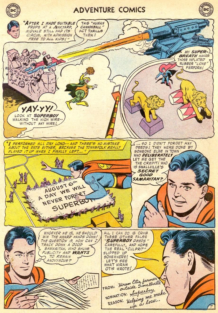 Read online Adventure Comics (1938) comic -  Issue #227 - 9