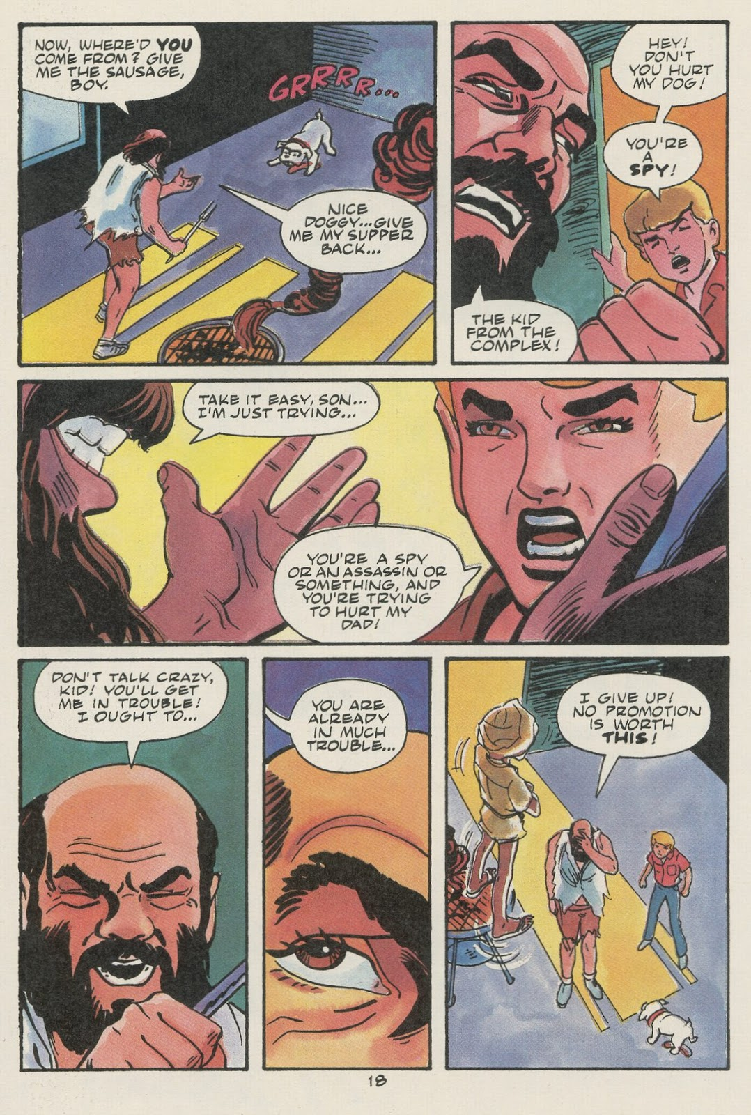 Jonny Quest (1986) issue 17 - Page 20