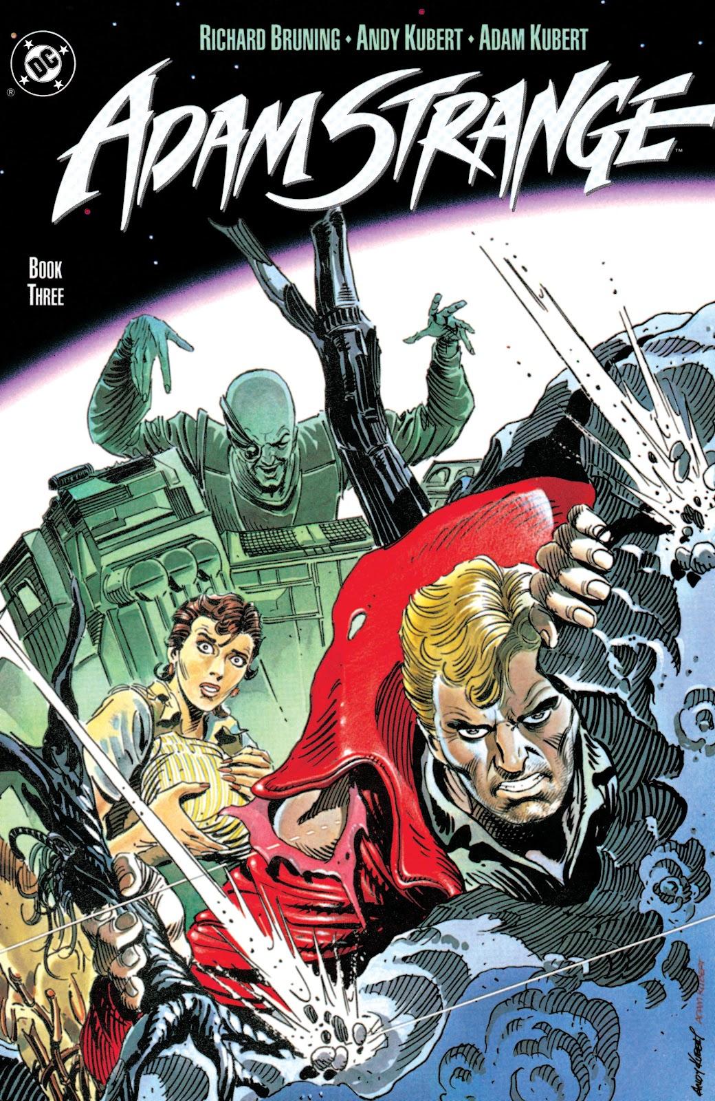 Adam Strange (1990) issue 3 - Page 1