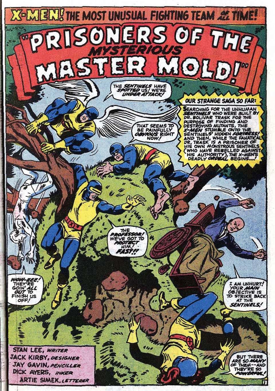 Uncanny X-Men (1963) 68 Page 26