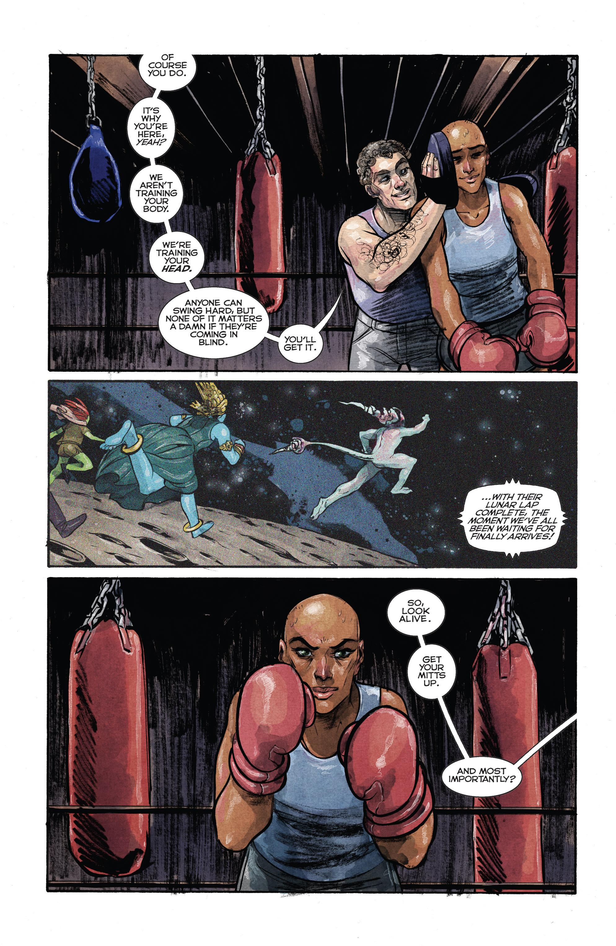 Read online Shutter comic -  Issue #23 - 6