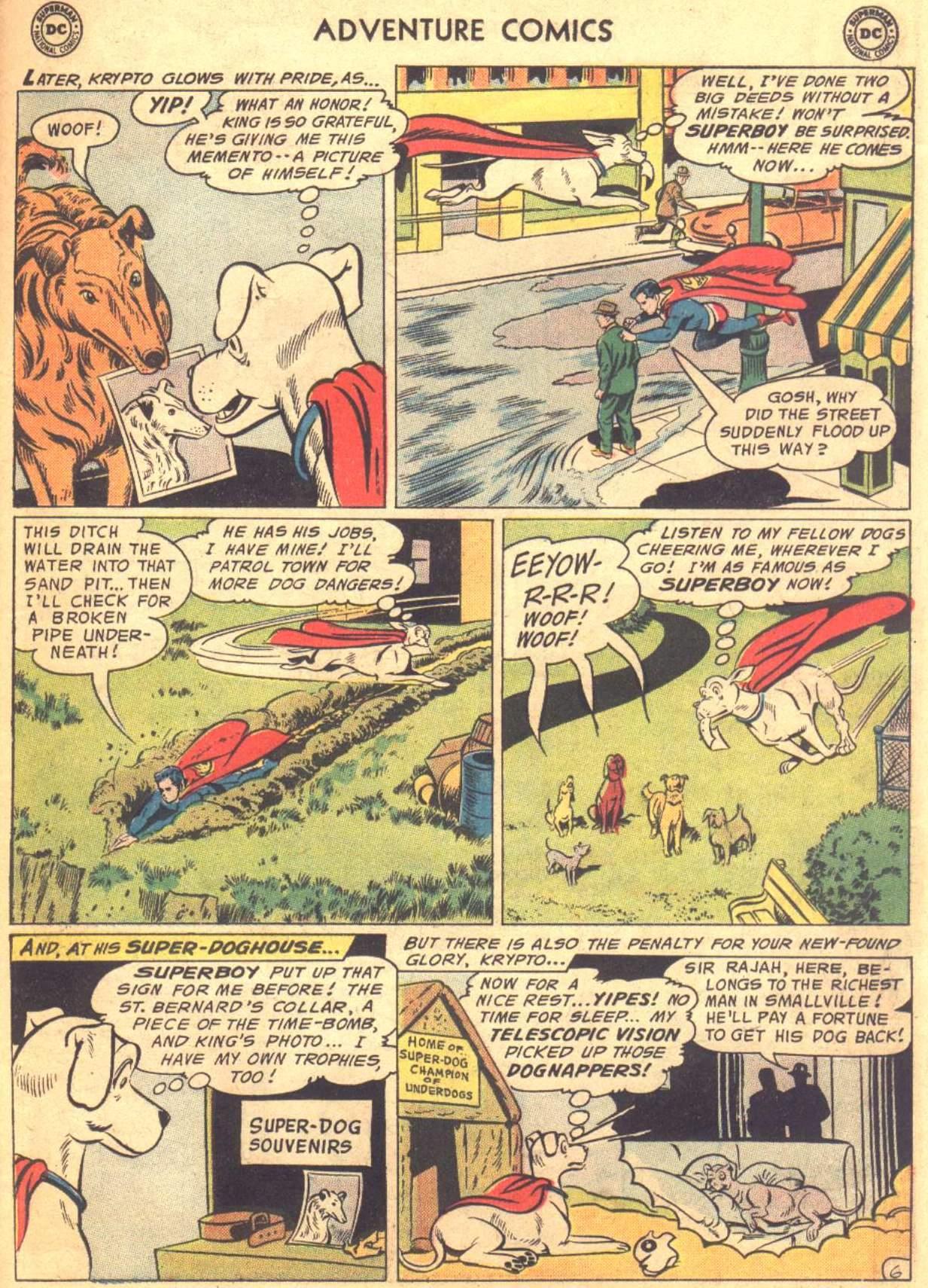 Read online Adventure Comics (1938) comic -  Issue #330 - 27