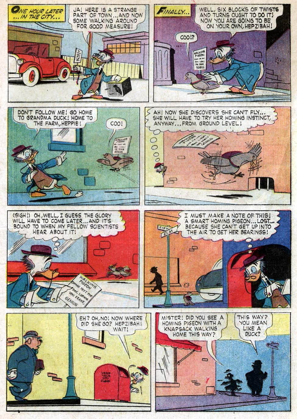 Read online Uncle Scrooge (1953) comic -  Issue #51 - 21