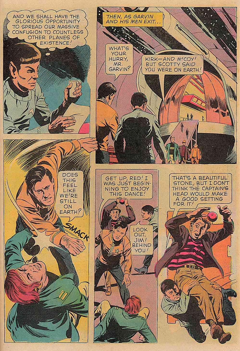 Star Trek (1967) issue 40 - Page 31