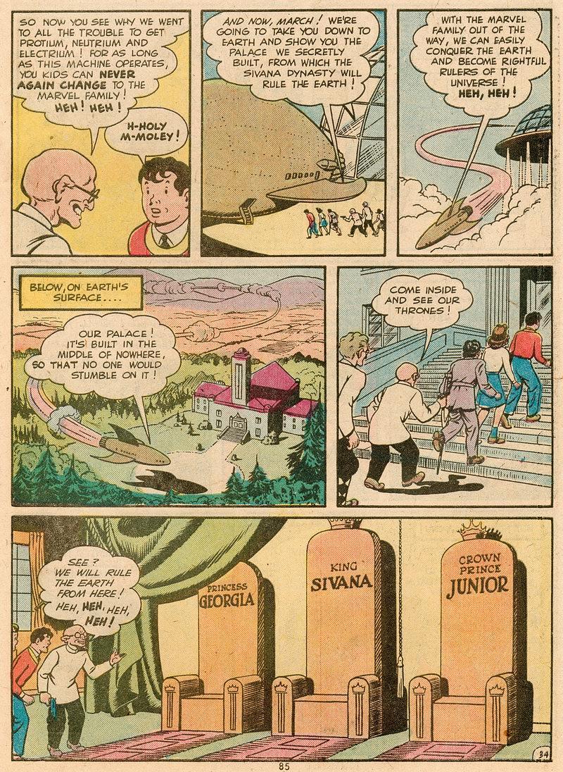 Read online Shazam! (1973) comic -  Issue #12 - 74