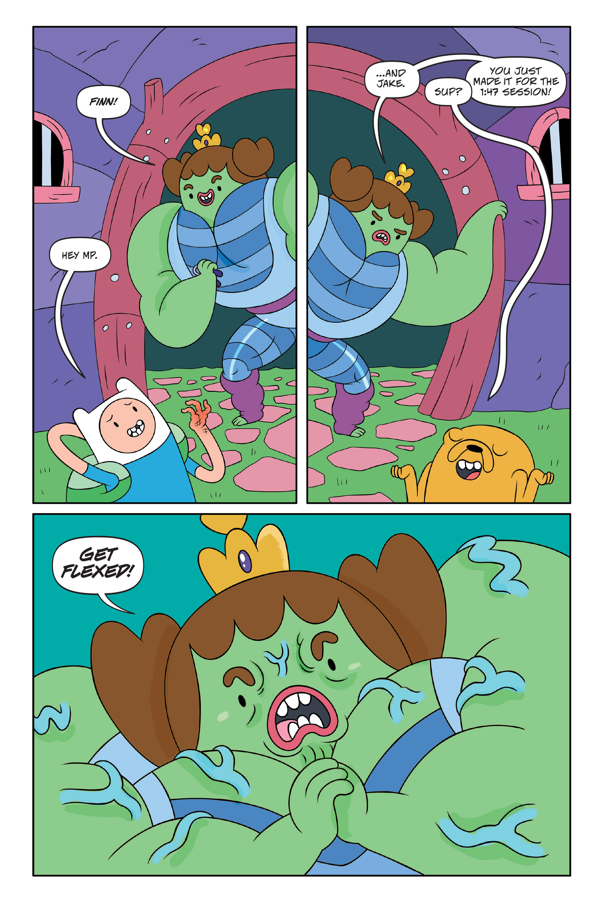 Read online Adventure Time comic -  Issue #Adventure Time _TPB 7 - 36