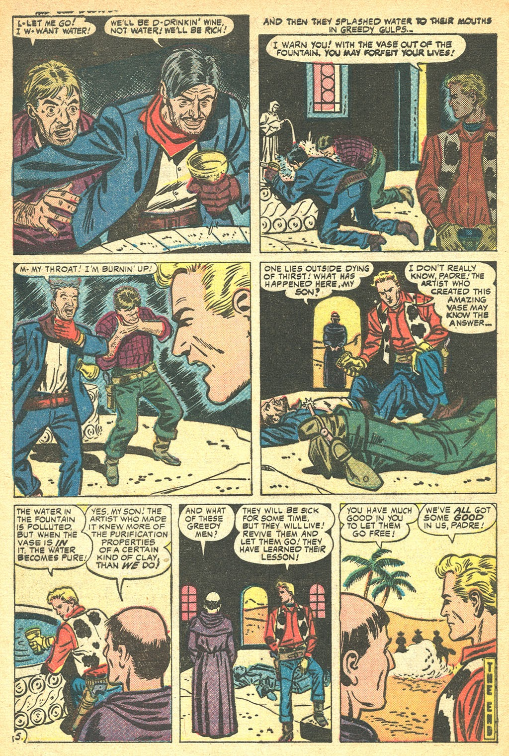 Kid Colt Outlaw issue 60 - Page 32