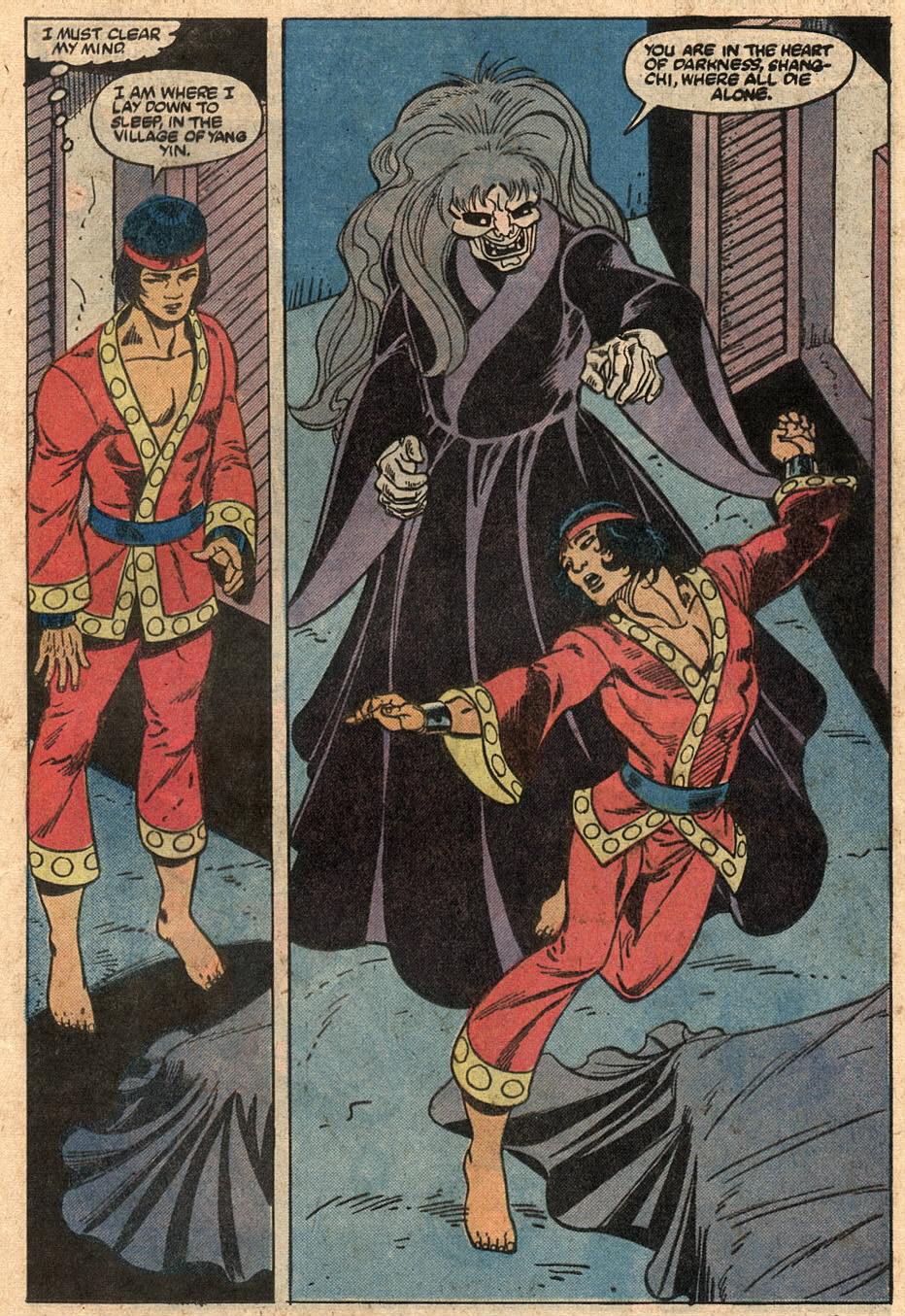 Read online Master of Kung Fu (1974) comic -  Issue #125 - 24