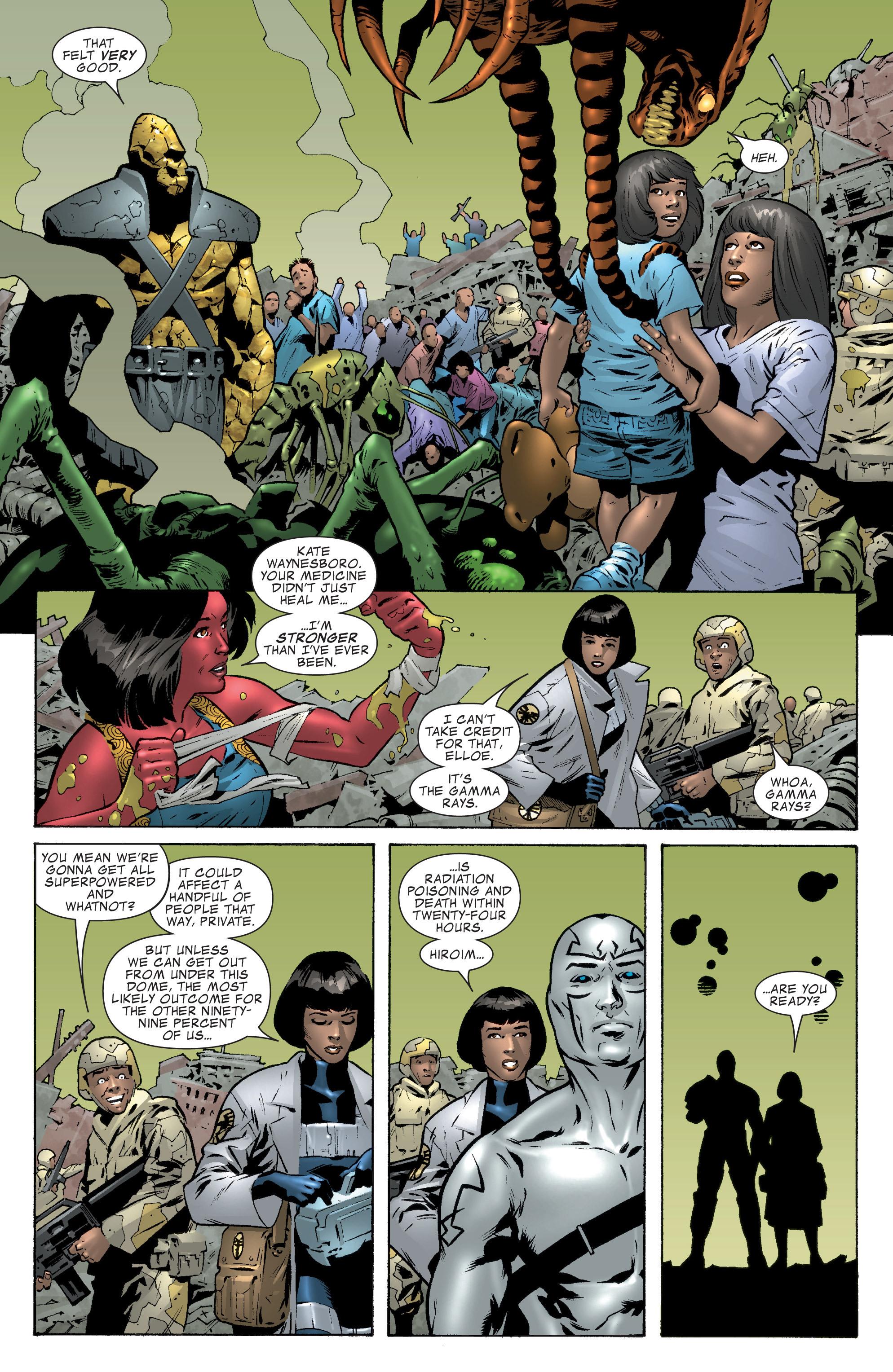 Read online World War Hulk Aftersmash: Warbound, Vol. 1 comic -  Issue #2 - 14