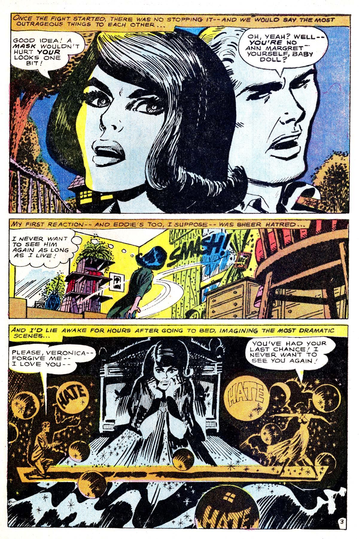 Read online Secret Hearts comic -  Issue #114 - 5