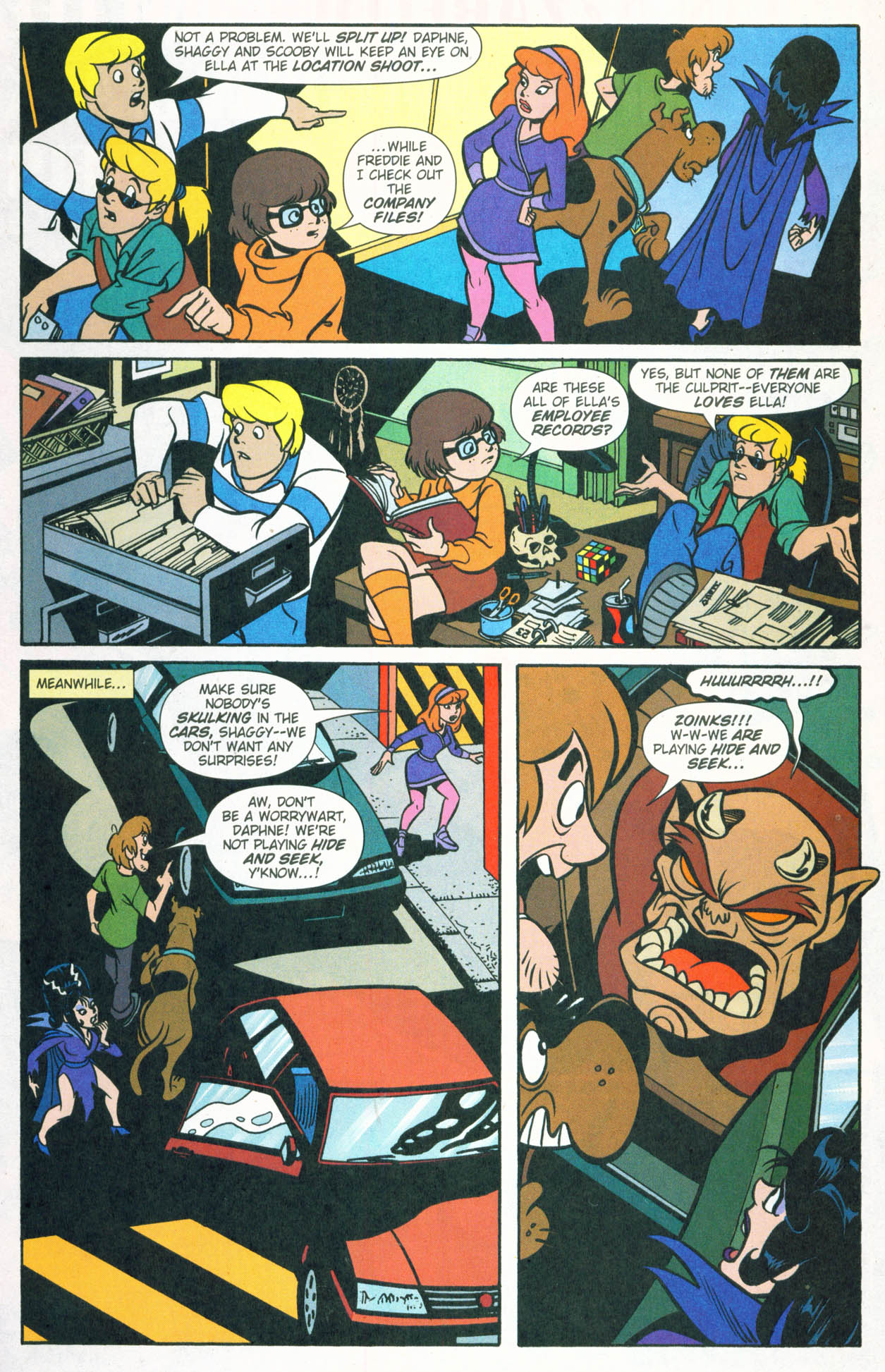 Read online Scooby-Doo (1997) comic -  Issue #83 - 20